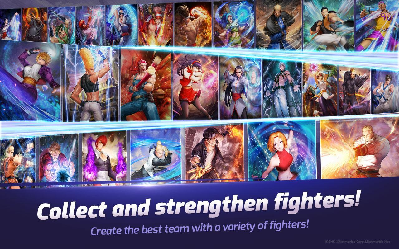 The King of Fighters ALLSTAR 1.6.8 Screenshot 8