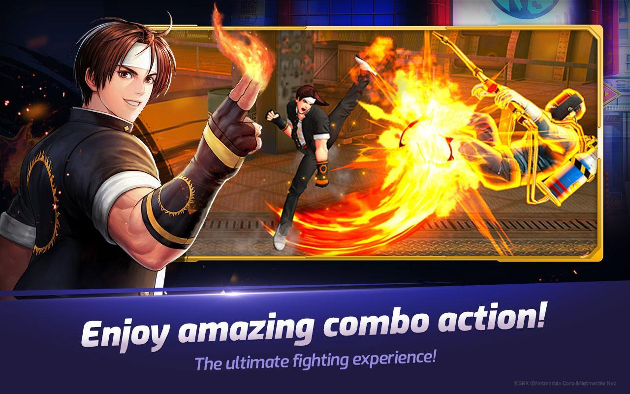 The King of Fighters ALLSTAR 1.6.8 Screenshot 9