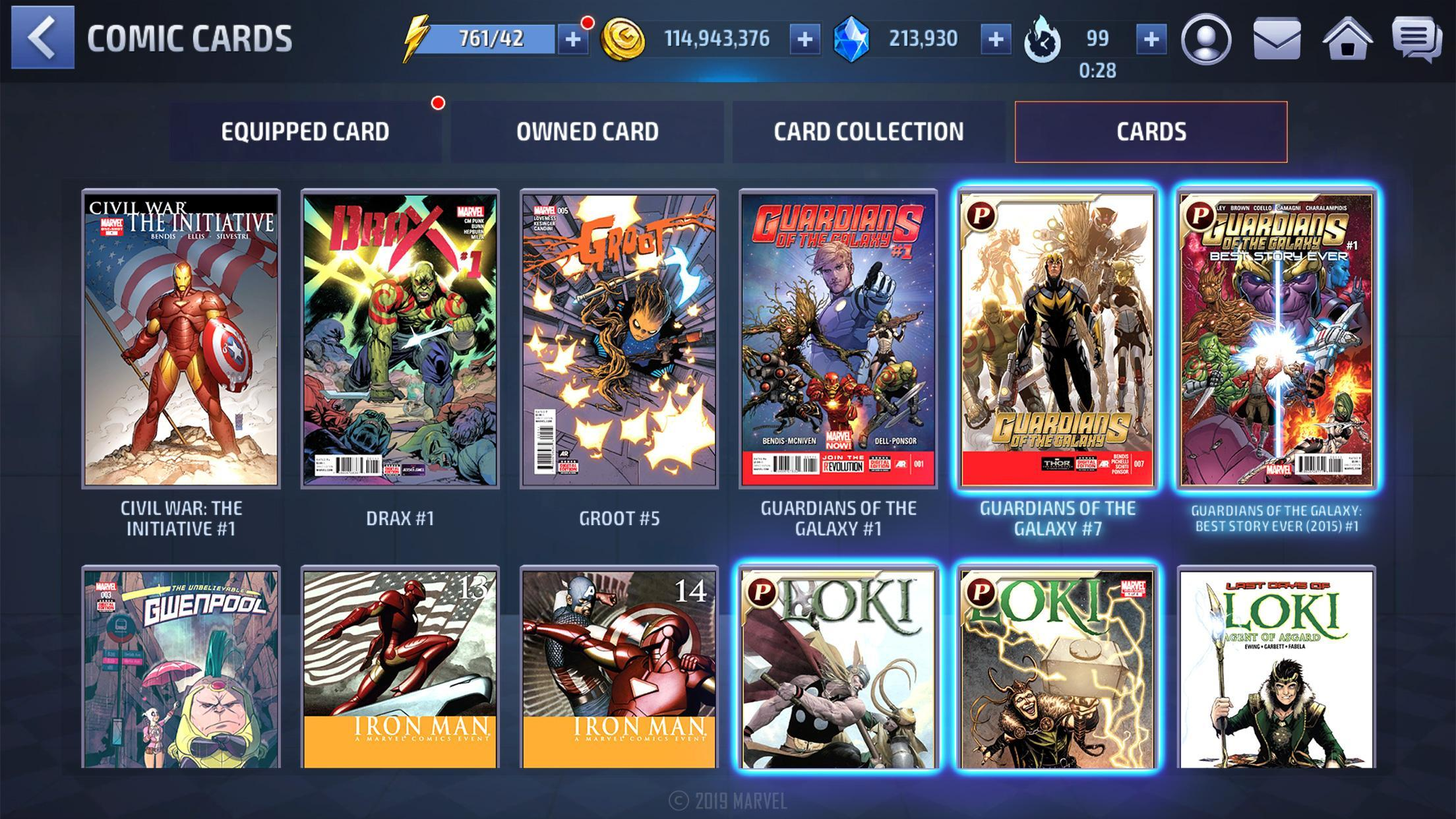 MARVEL Future Fight 5.3.0 Screenshot 16
