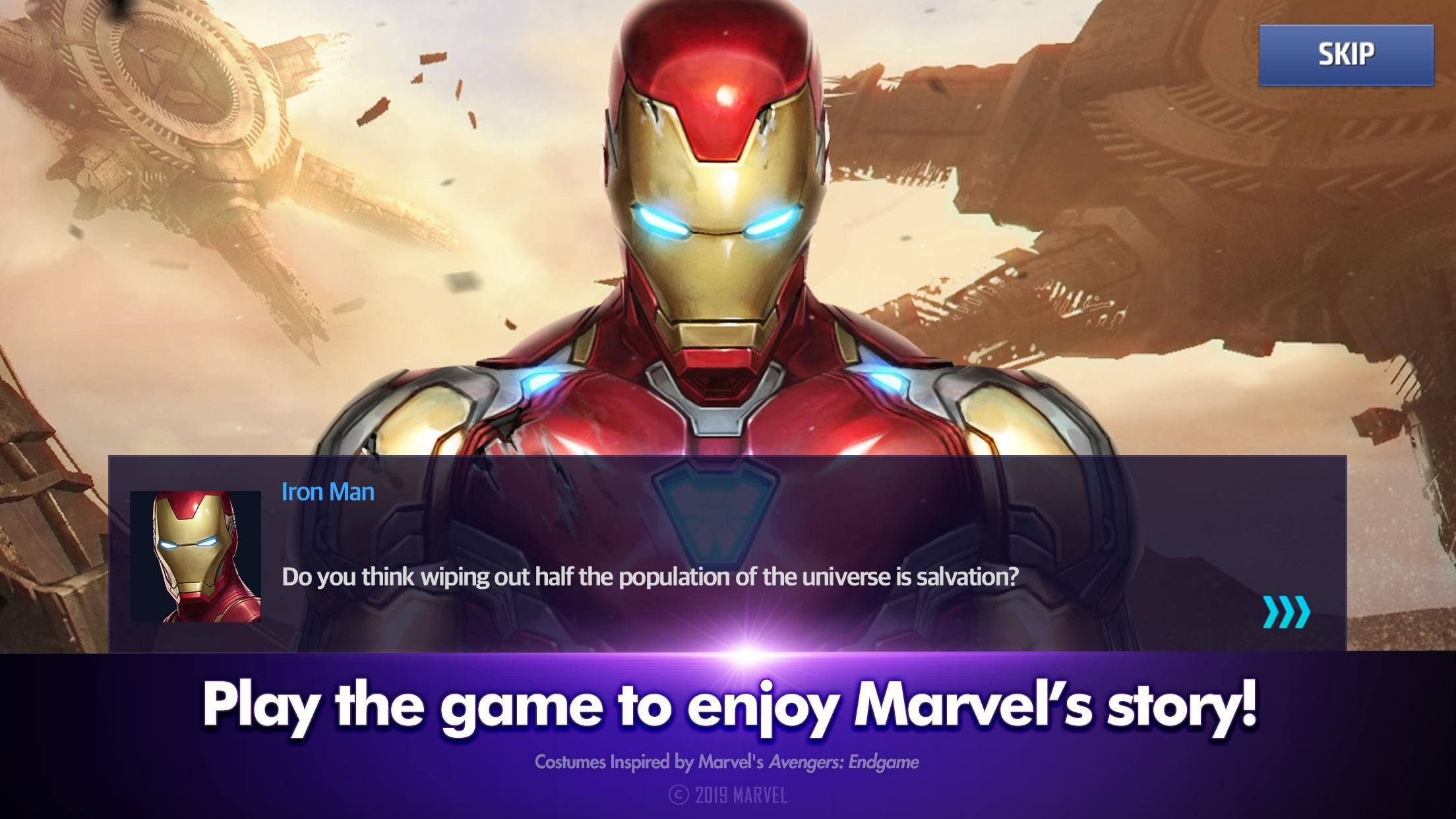 MARVEL Future Fight 5.3.0 Screenshot 2