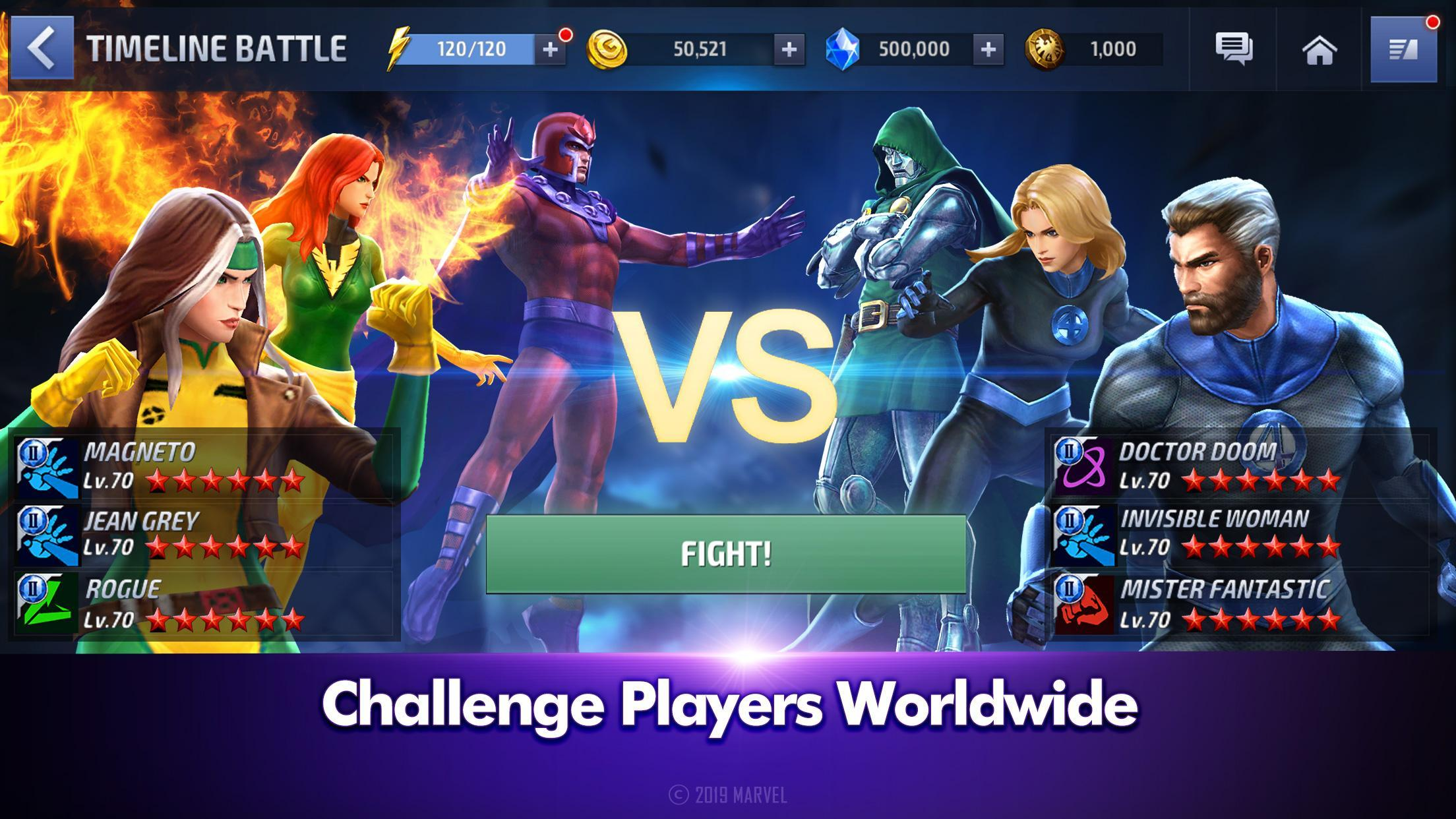 MARVEL Future Fight 5.3.0 Screenshot 22