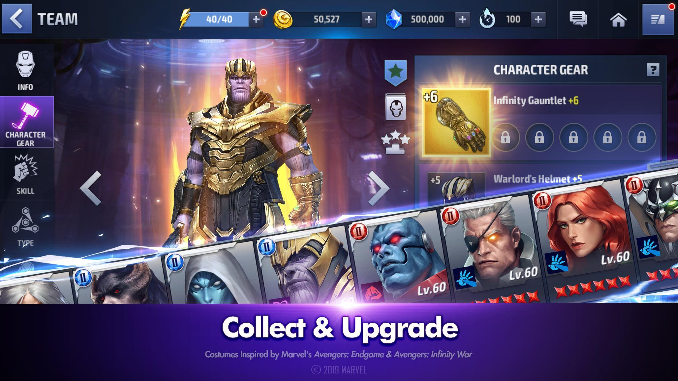 MARVEL Future Fight 5.3.0 Screenshot 3