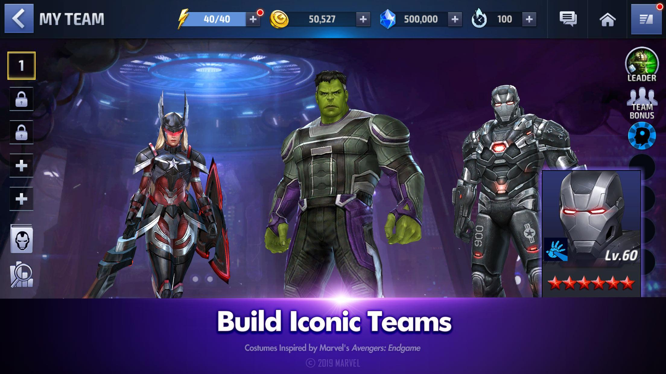 MARVEL Future Fight 5.3.0 Screenshot 4