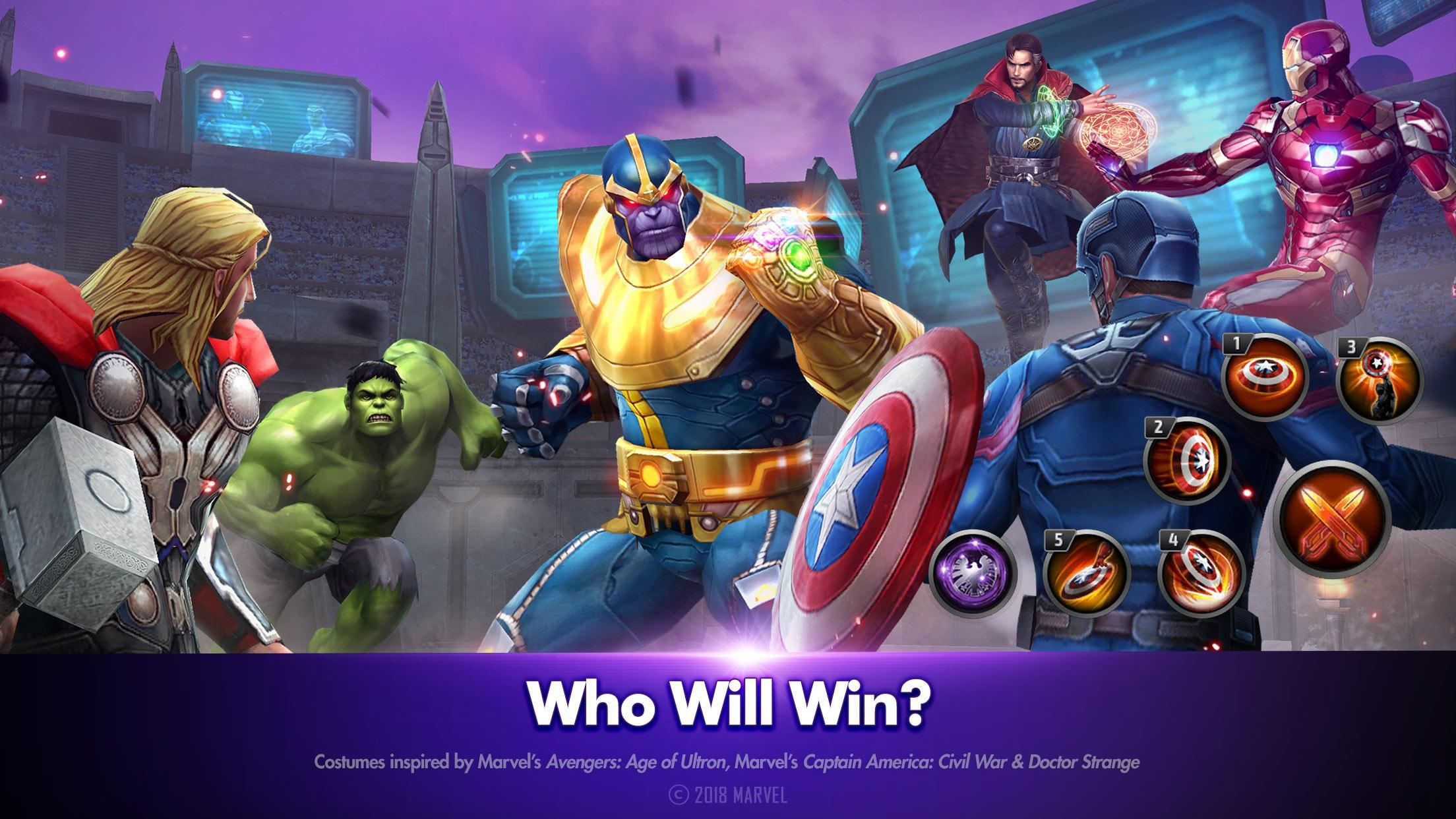 MARVEL Future Fight 5.3.0 Screenshot 5
