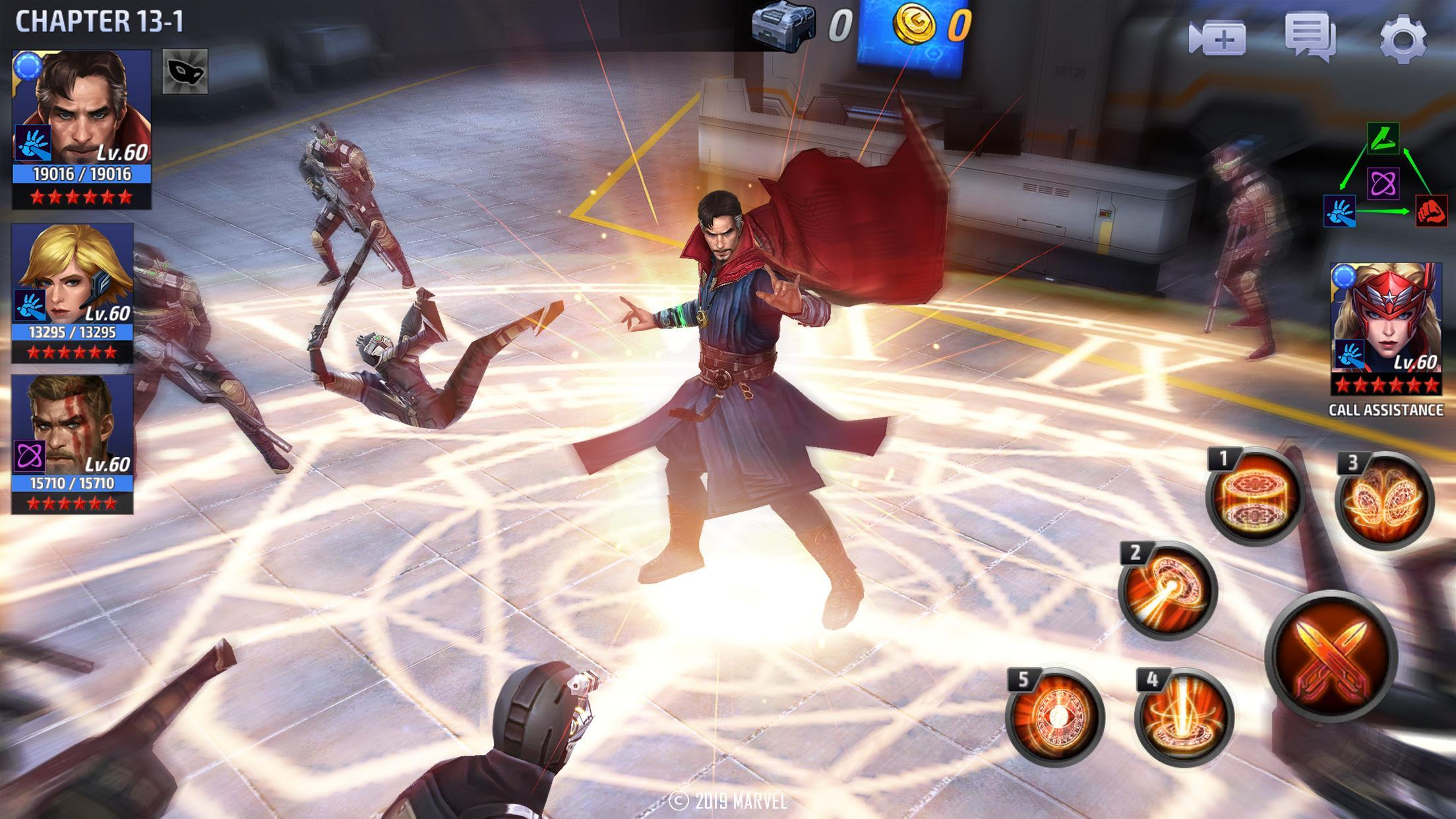 MARVEL Future Fight 5.3.0 Screenshot 7