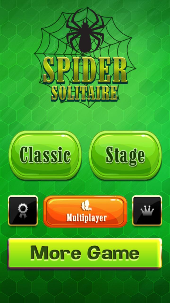Classic Spider Solitaire 27.04.25 Screenshot 1