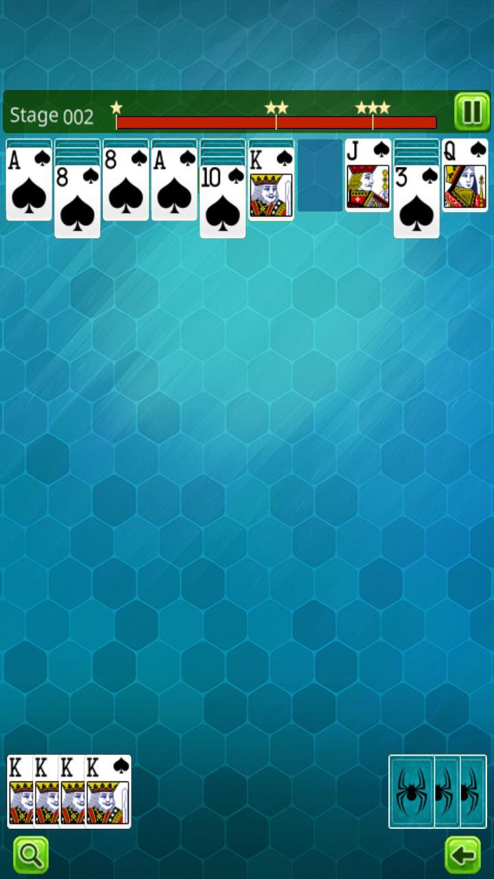 Classic Spider Solitaire 27.04.25 Screenshot 3