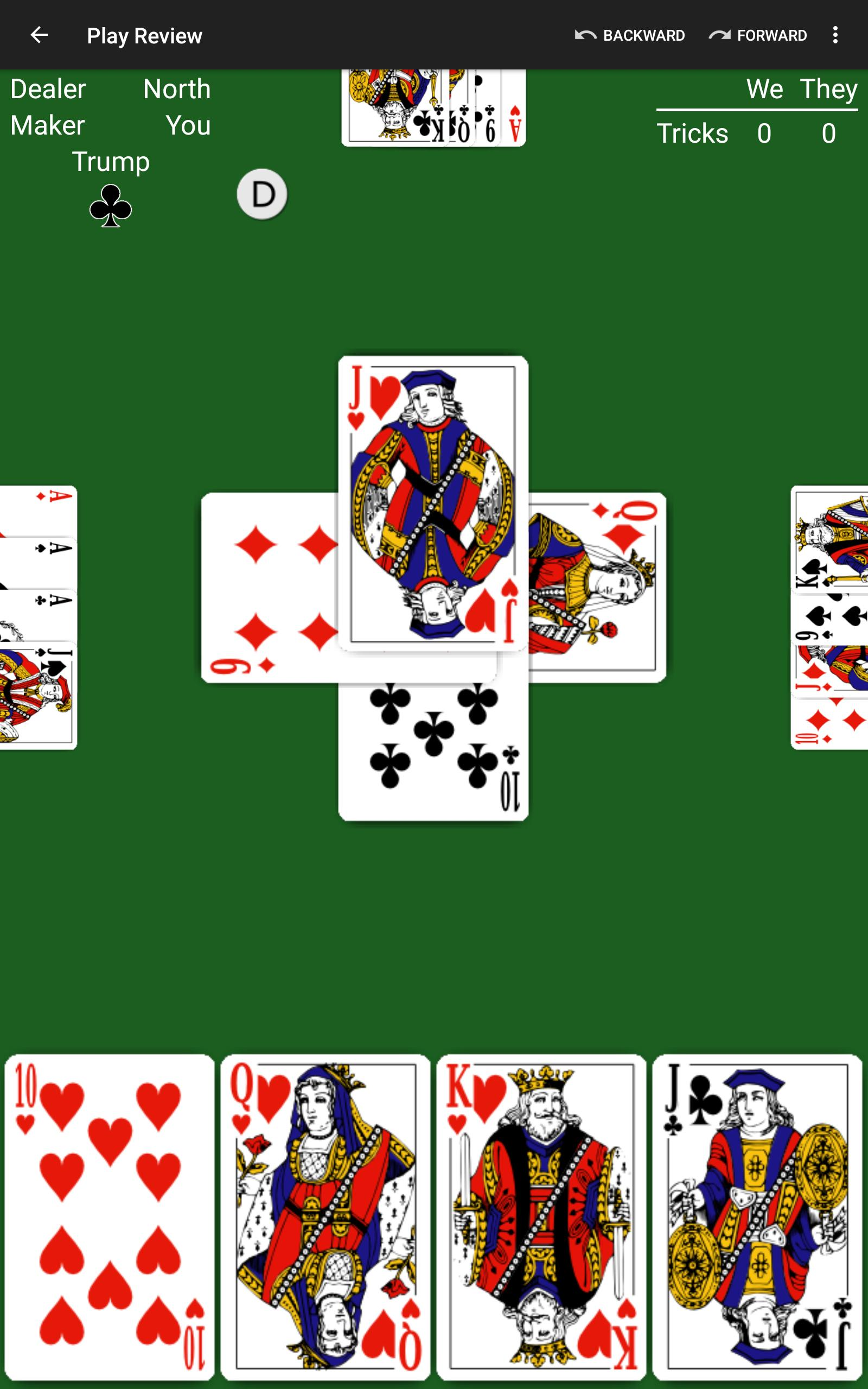 Euchre by NeuralPlay 2.50 Screenshot 14