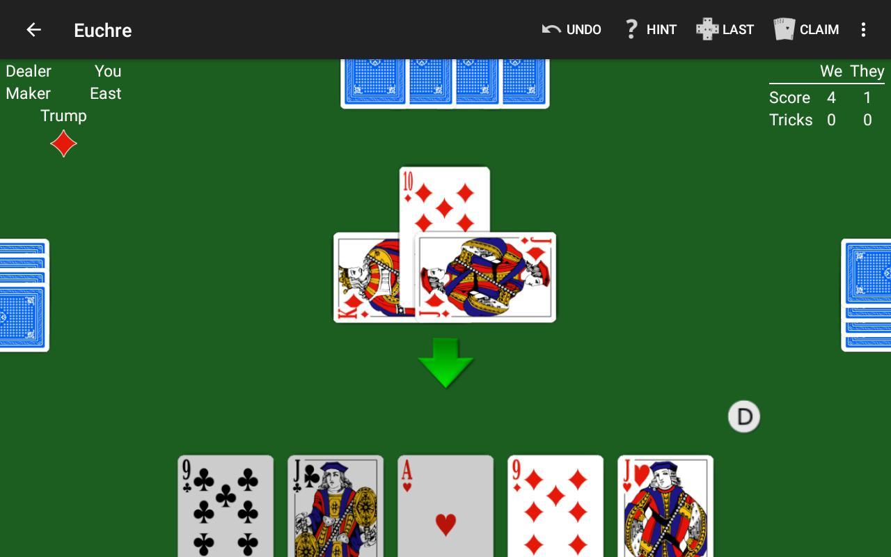 Euchre by NeuralPlay 2.50 Screenshot 19