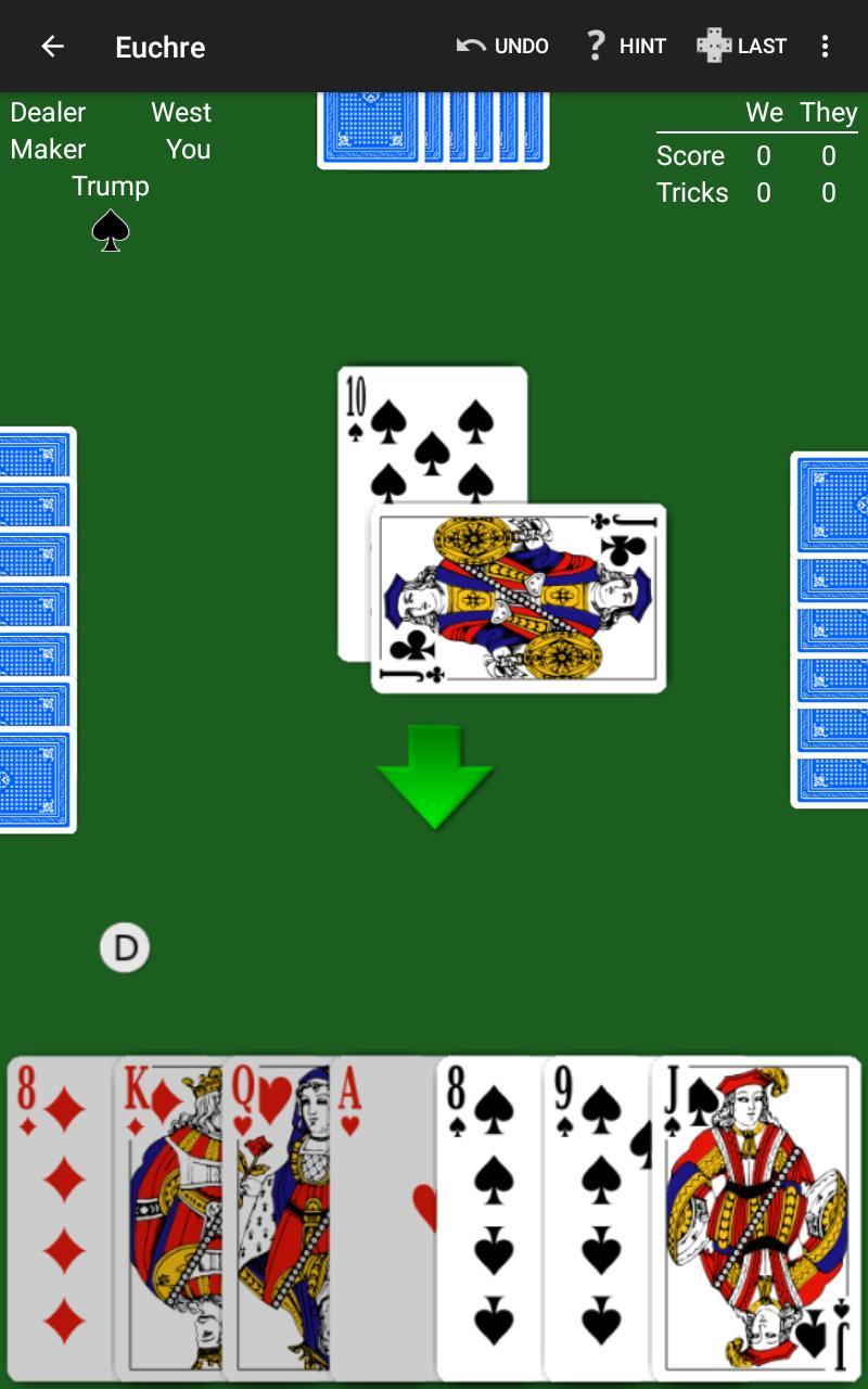 Euchre by NeuralPlay 2.50 Screenshot 20