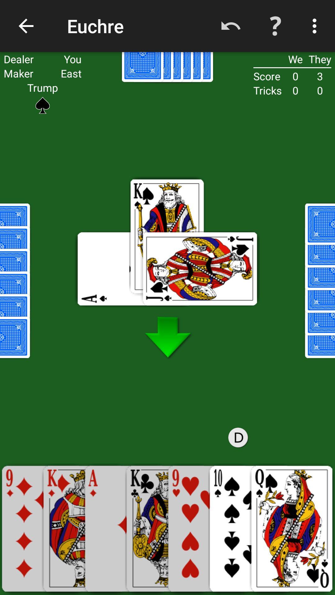 Euchre by NeuralPlay 2.50 Screenshot 6
