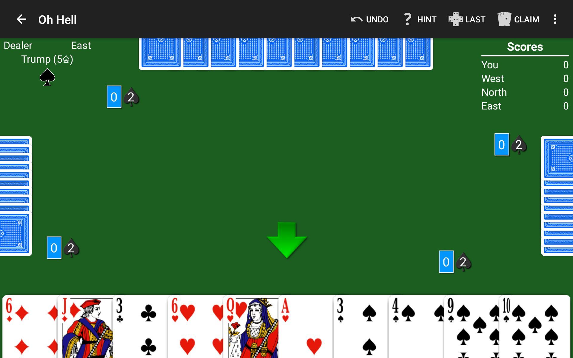 Oh Hell by NeuralPlay 1.90 Screenshot 15