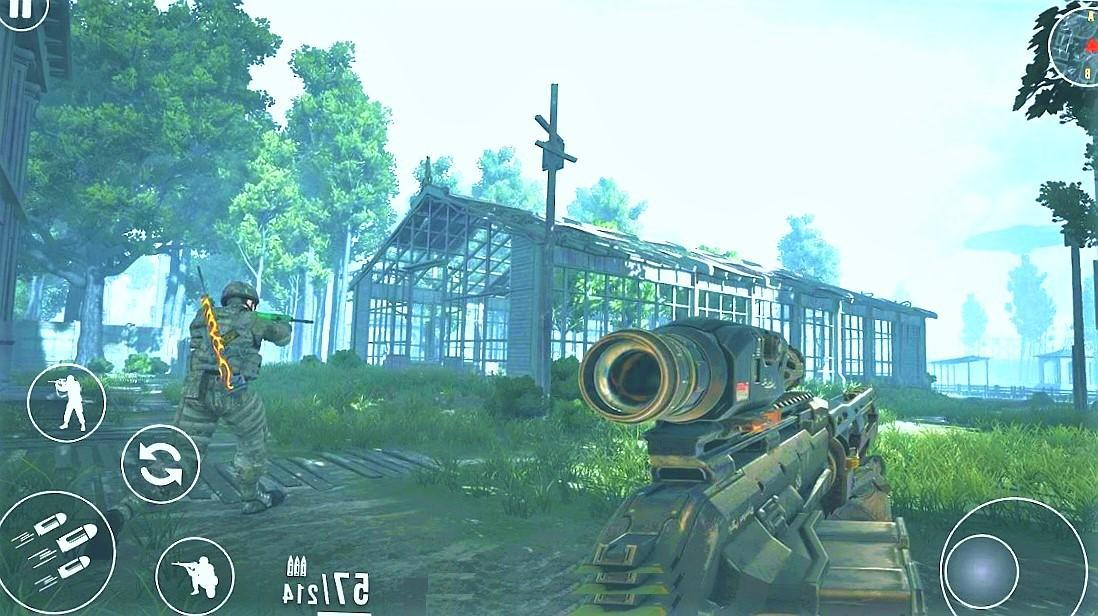 Modern Commando Army Games 2020 New Games 2020 1 0 4 Apk Download