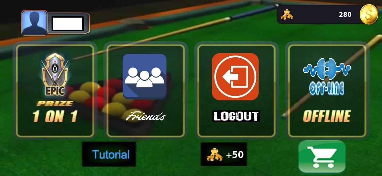 Leprechaun's Billiard 1.3.6 Screenshot 1