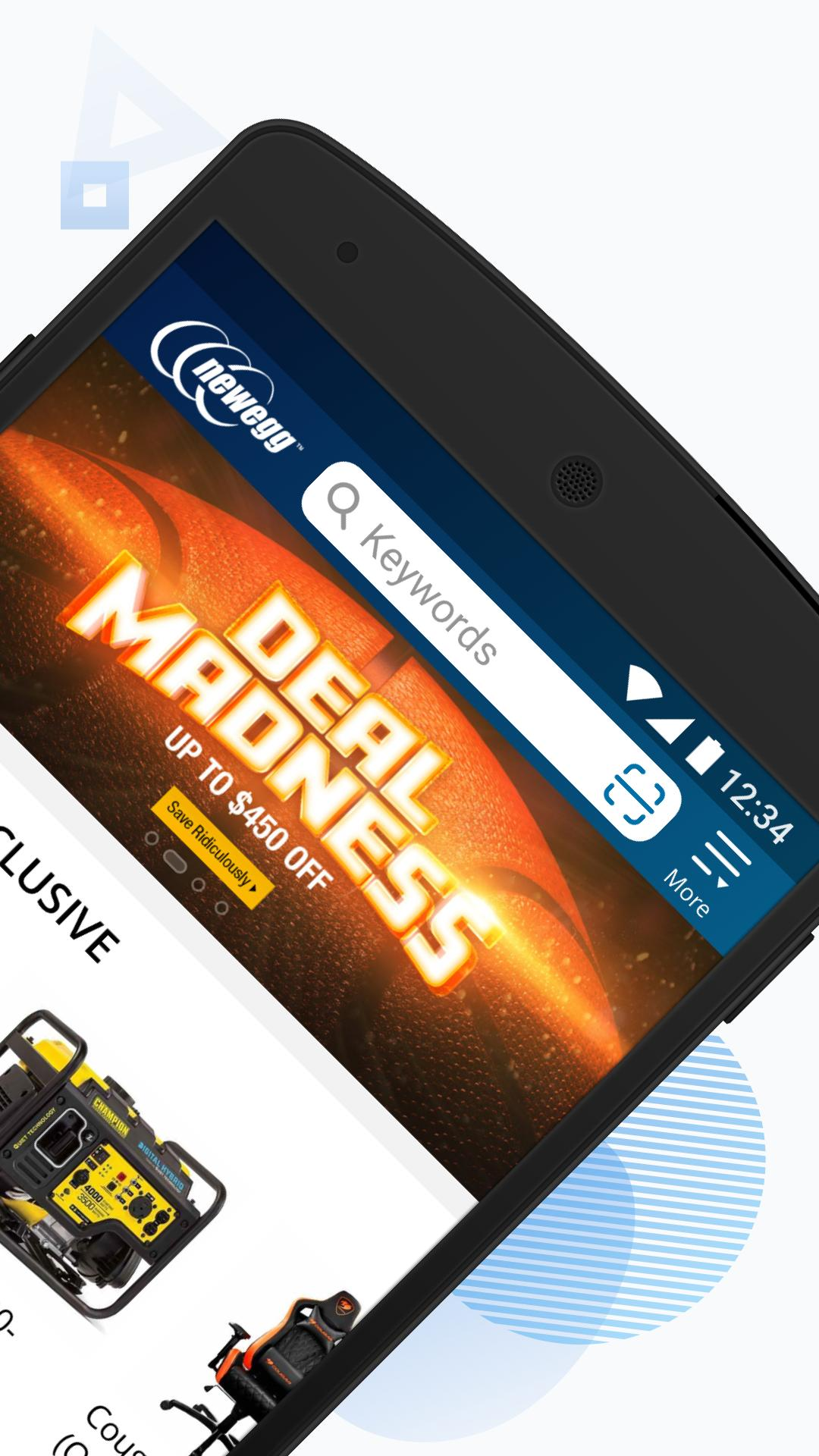 Newegg Mobile 5.8.0 Screenshot 2