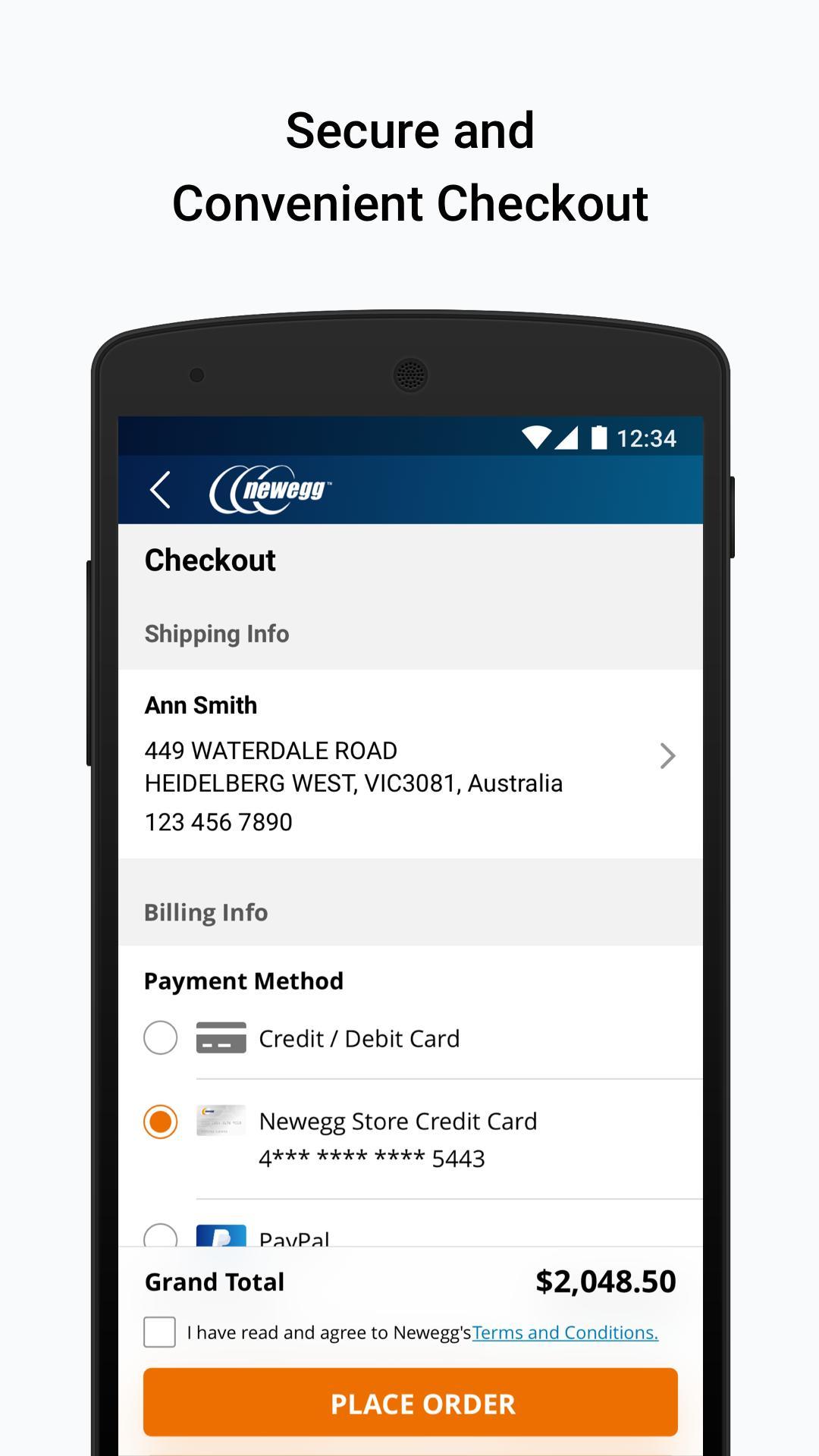 Newegg Mobile 5.8.0 Screenshot 6
