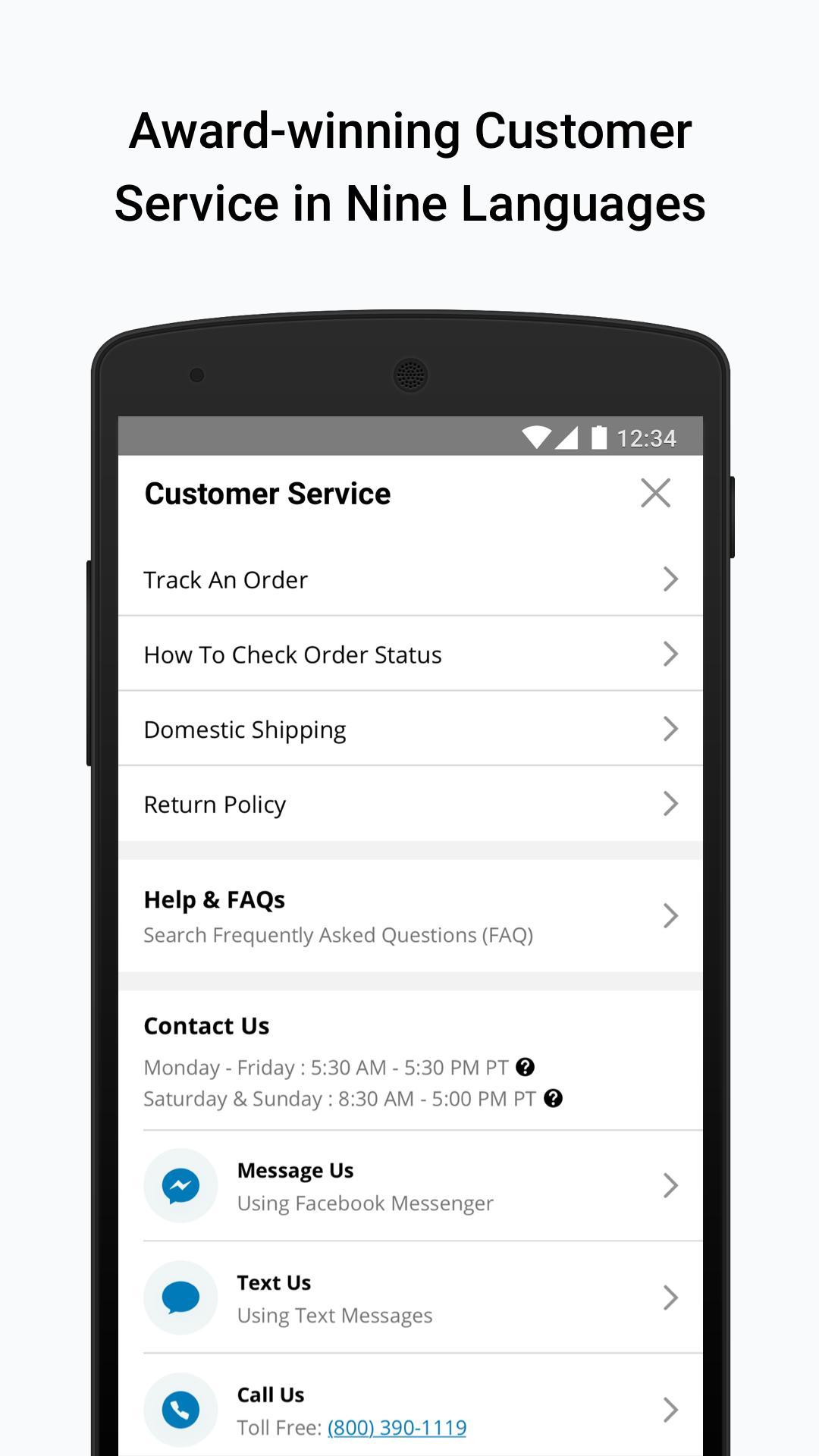 Newegg Mobile 5.8.0 Screenshot 8