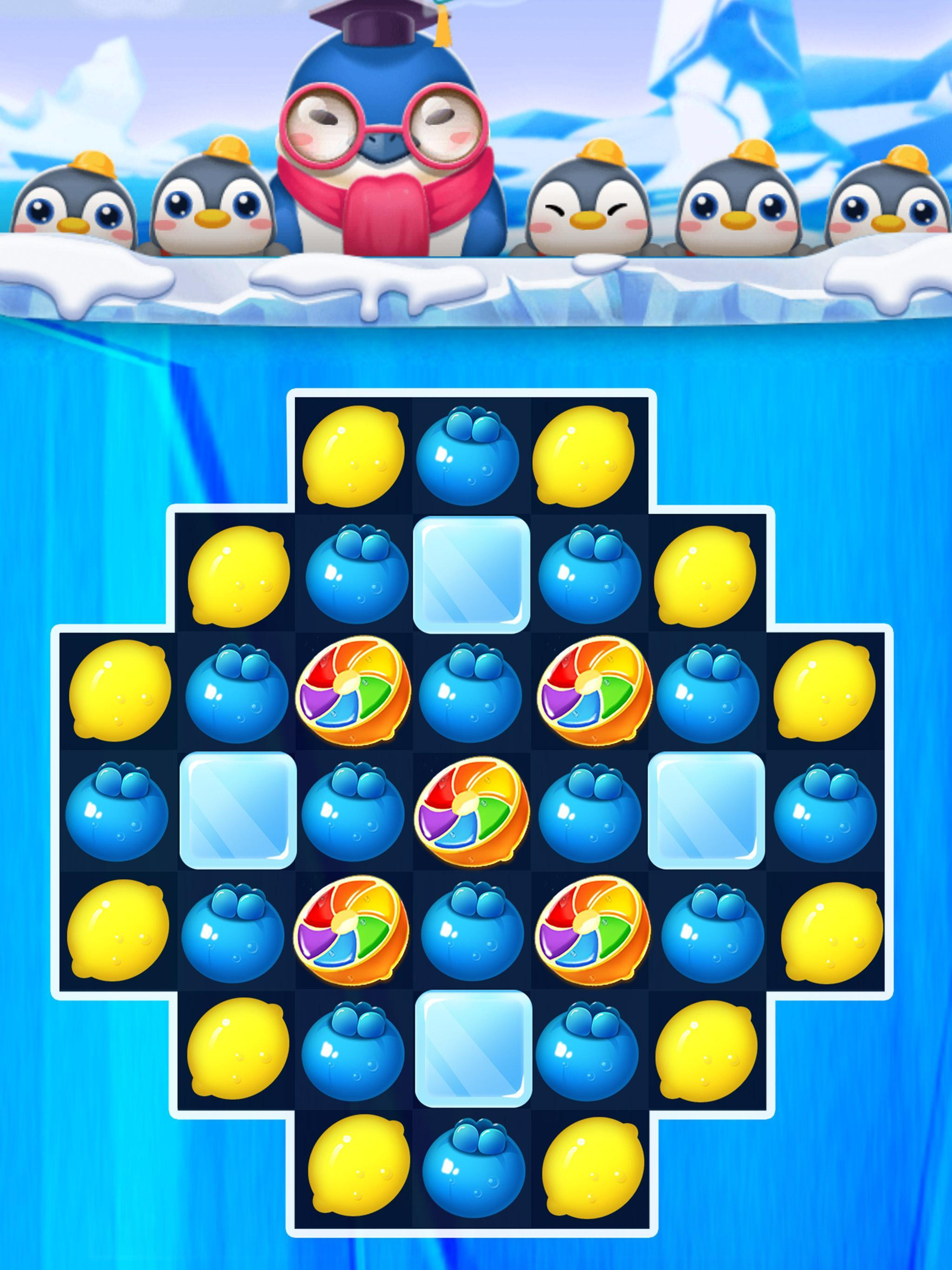 Fruit Fever-best match3 puzzle game 1.0.1 Screenshot 1