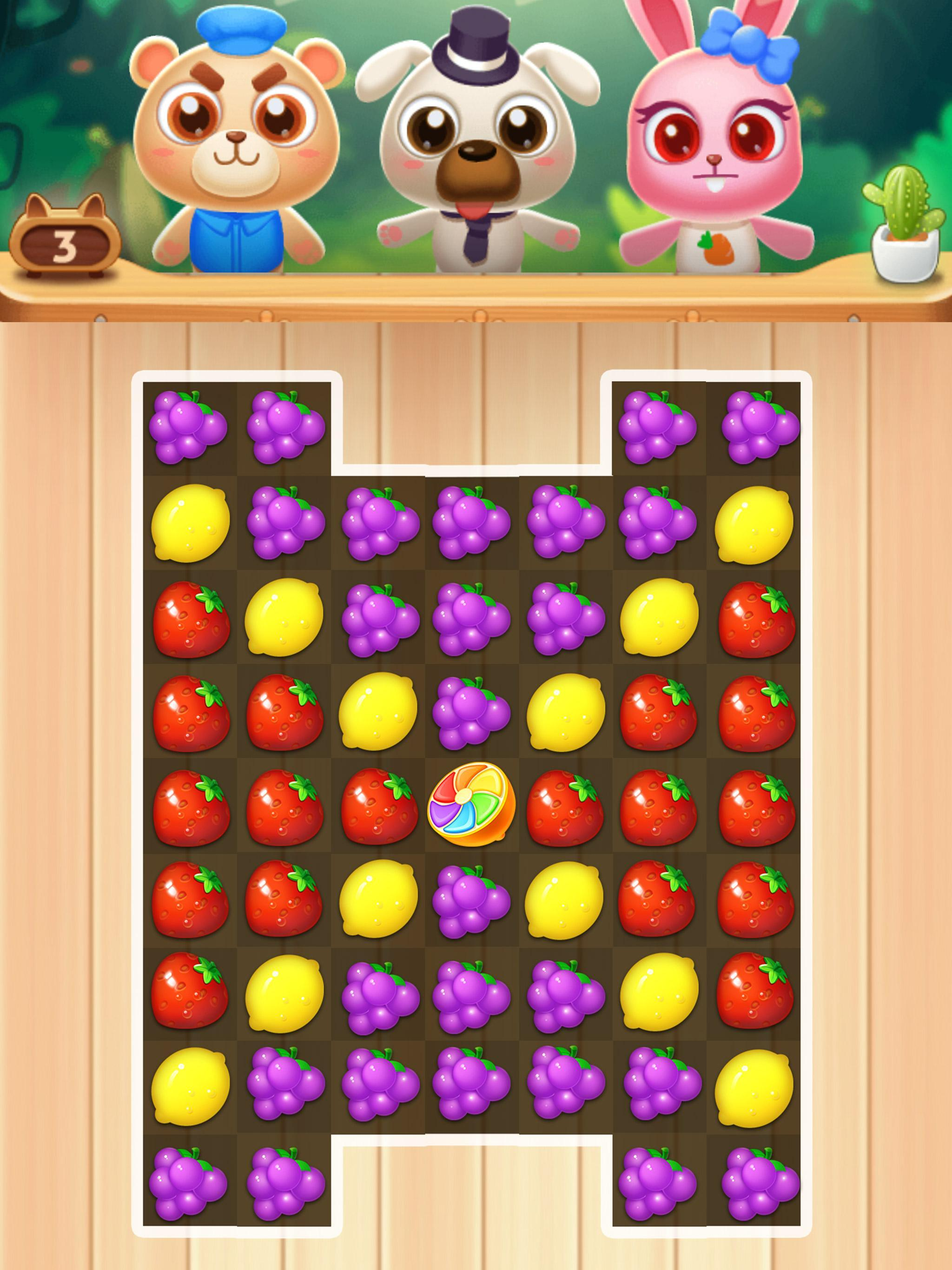 Fruit Fever-best match3 puzzle game 1.0.1 Screenshot 4