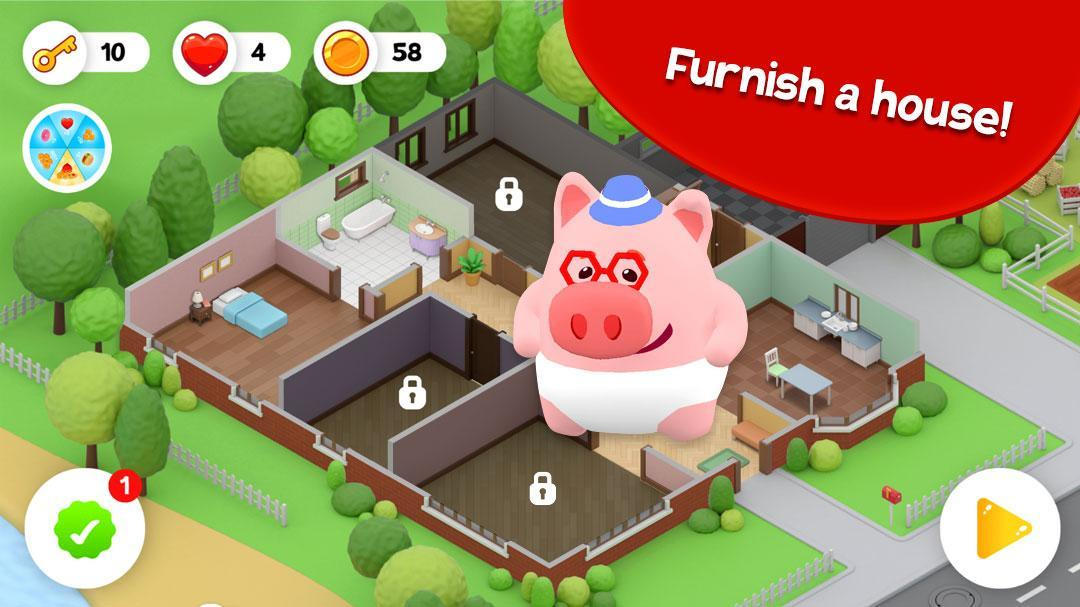 Piggy Farm 2 2.5.31 Screenshot 1