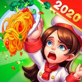 Cooking Voyage Crazy Chef's Restaurant Dash Game app icon