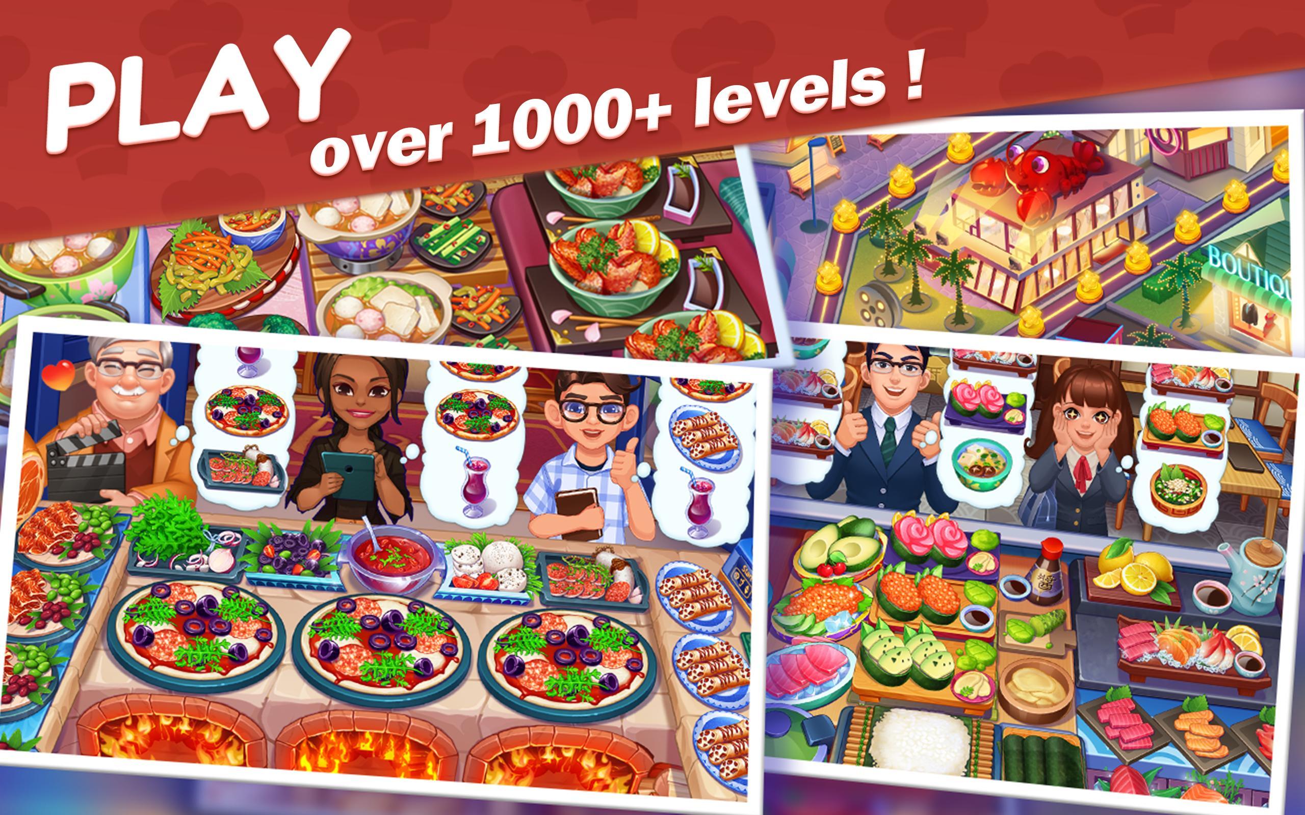 Cooking Voyage Crazy Chef's Restaurant Dash Game 1.4.0+22cf193 Screenshot 14