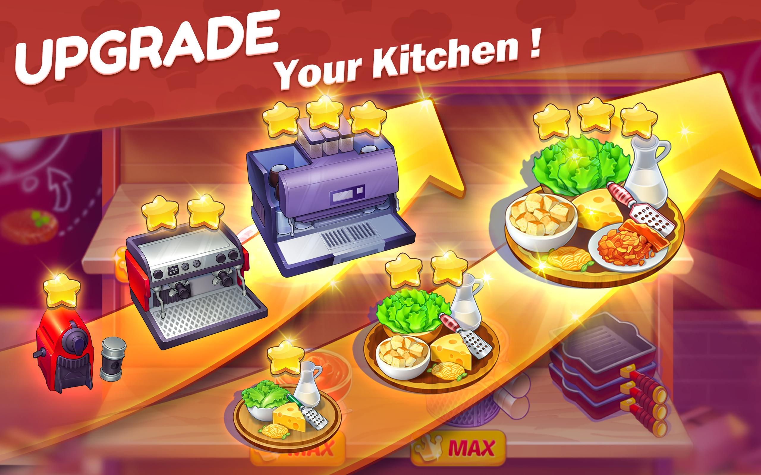 Cooking Voyage Crazy Chef's Restaurant Dash Game 1.4.0+22cf193 Screenshot 16