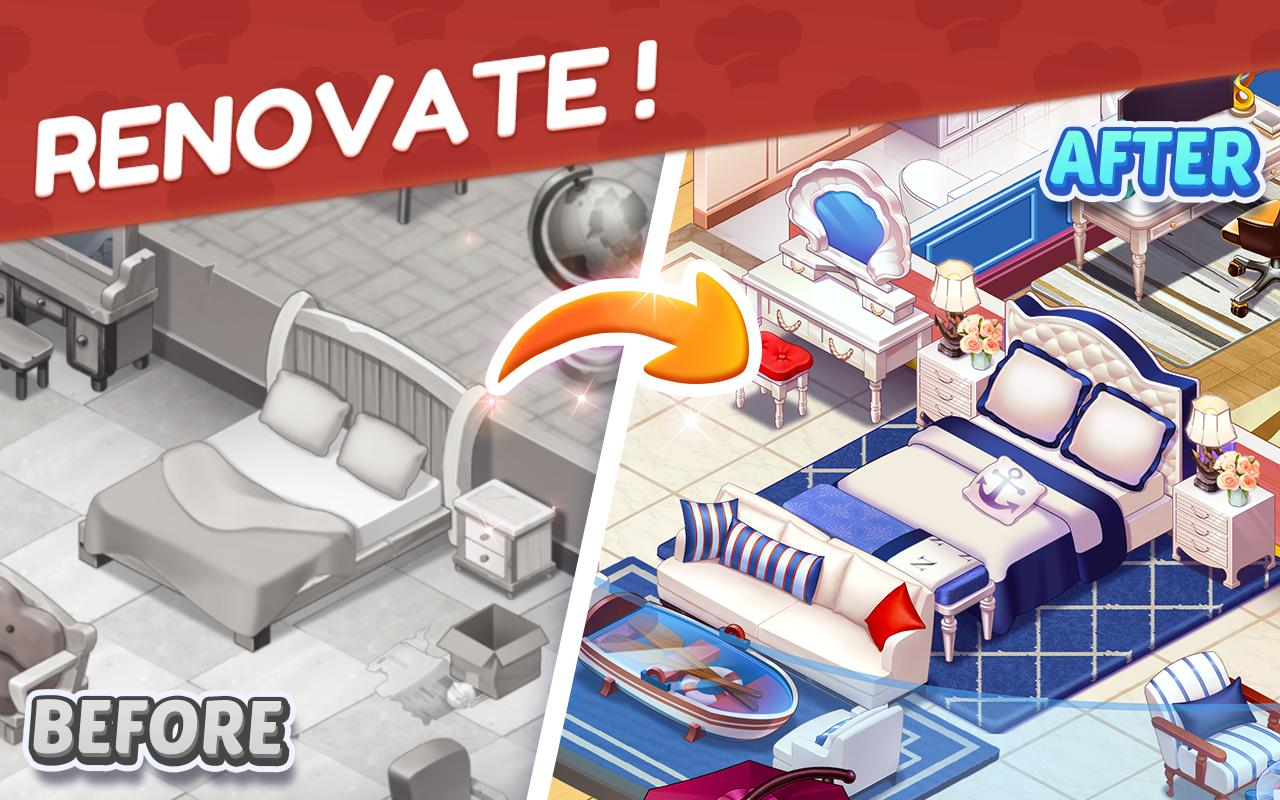 Cooking Voyage Crazy Chef's Restaurant Dash Game 1.4.0+22cf193 Screenshot 18