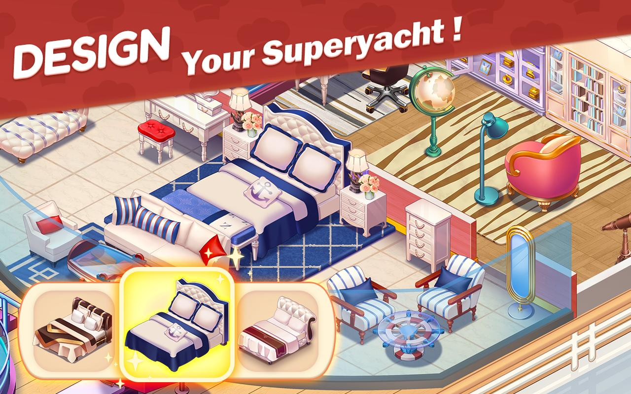 Cooking Voyage Crazy Chef's Restaurant Dash Game 1.4.0+22cf193 Screenshot 19