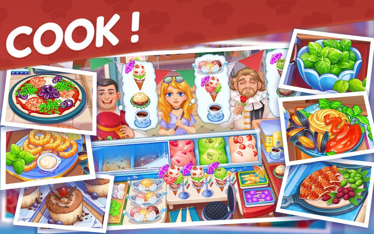 Cooking Voyage Crazy Chef's Restaurant Dash Game 1.4.0+22cf193 Screenshot 20