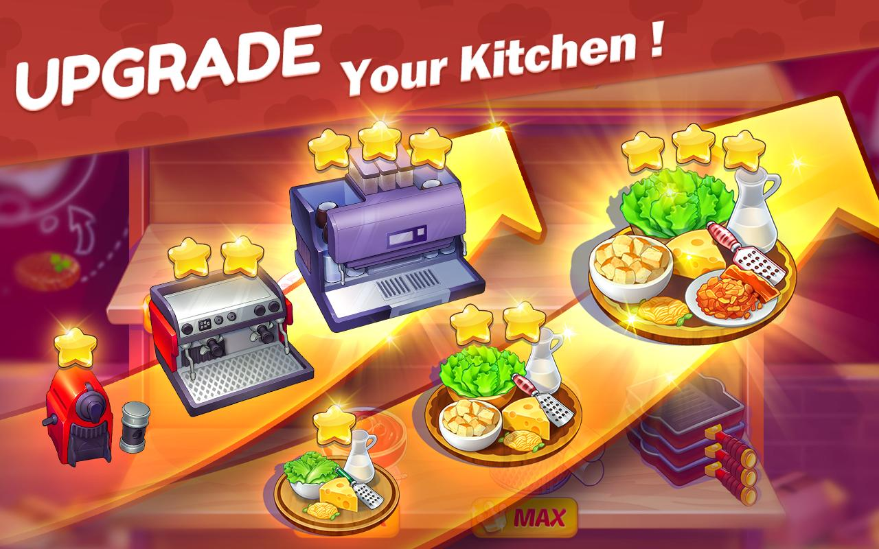 Cooking Voyage Crazy Chef's Restaurant Dash Game 1.4.0+22cf193 Screenshot 24