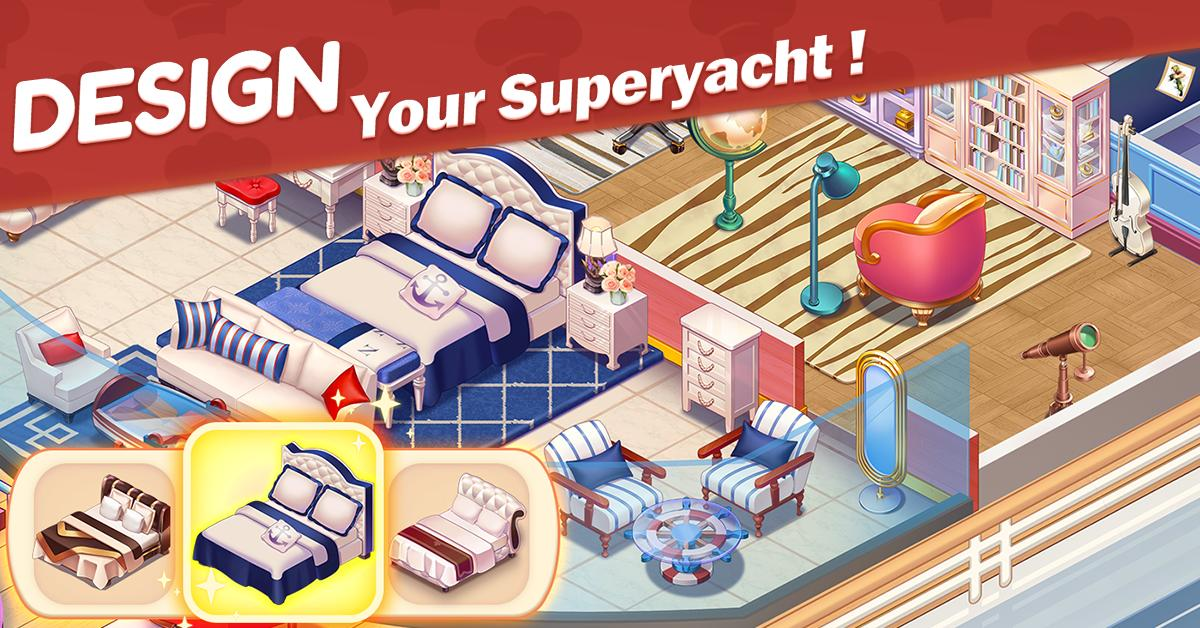 Cooking Voyage Crazy Chef's Restaurant Dash Game 1.4.0+22cf193 Screenshot 3