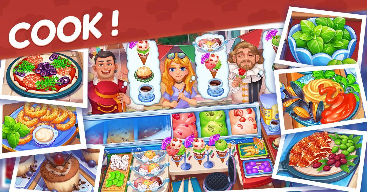 Cooking Voyage Crazy Chef's Restaurant Dash Game 1.4.0+22cf193 Screenshot 4