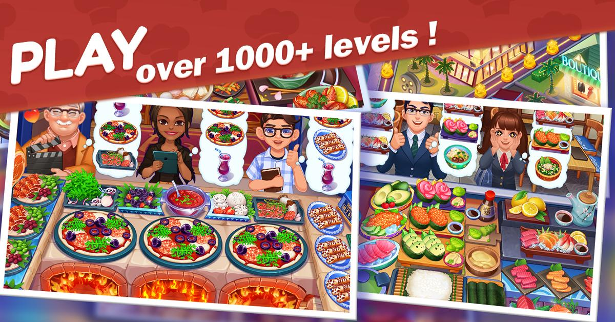 Cooking Voyage Crazy Chef's Restaurant Dash Game 1.4.0+22cf193 Screenshot 6