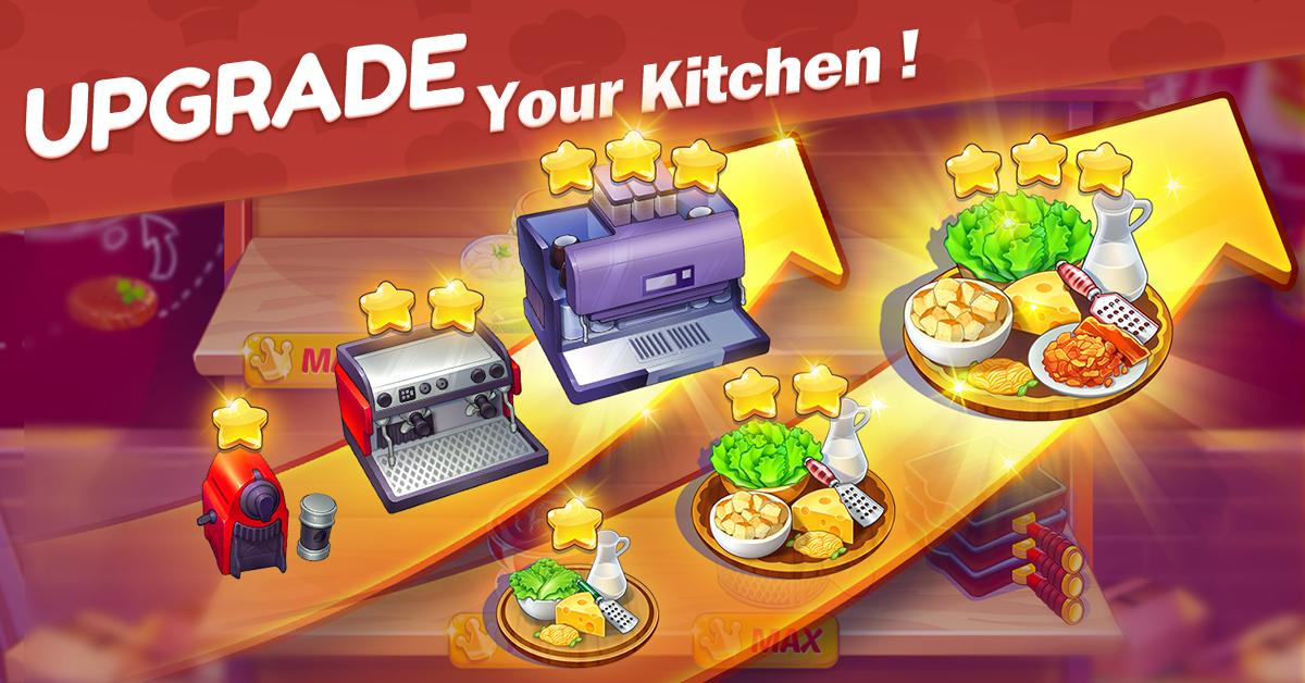 Cooking Voyage Crazy Chef's Restaurant Dash Game 1.4.0+22cf193 Screenshot 8