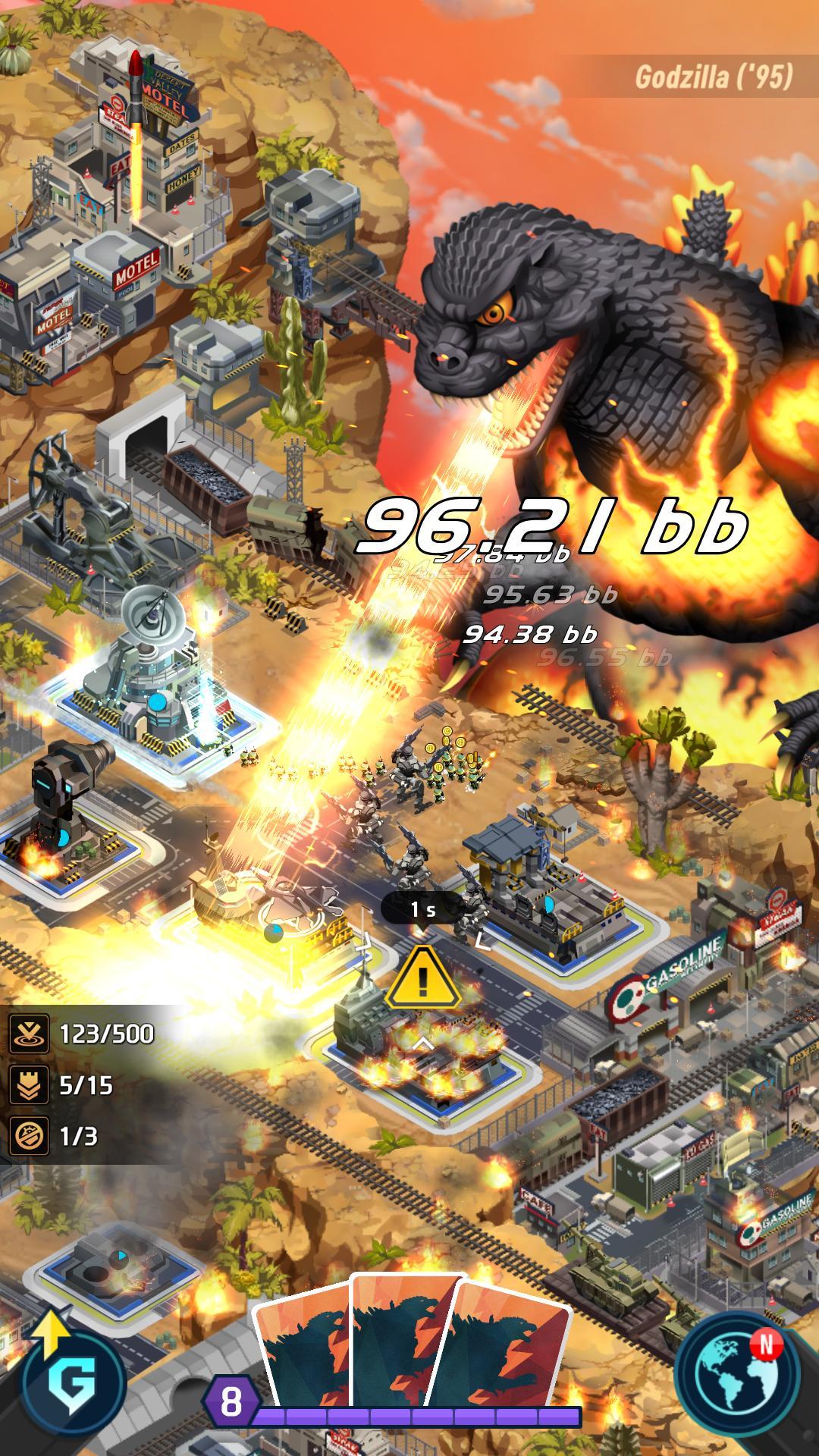 Godzilla Defense Force 2.3.3 Screenshot 1