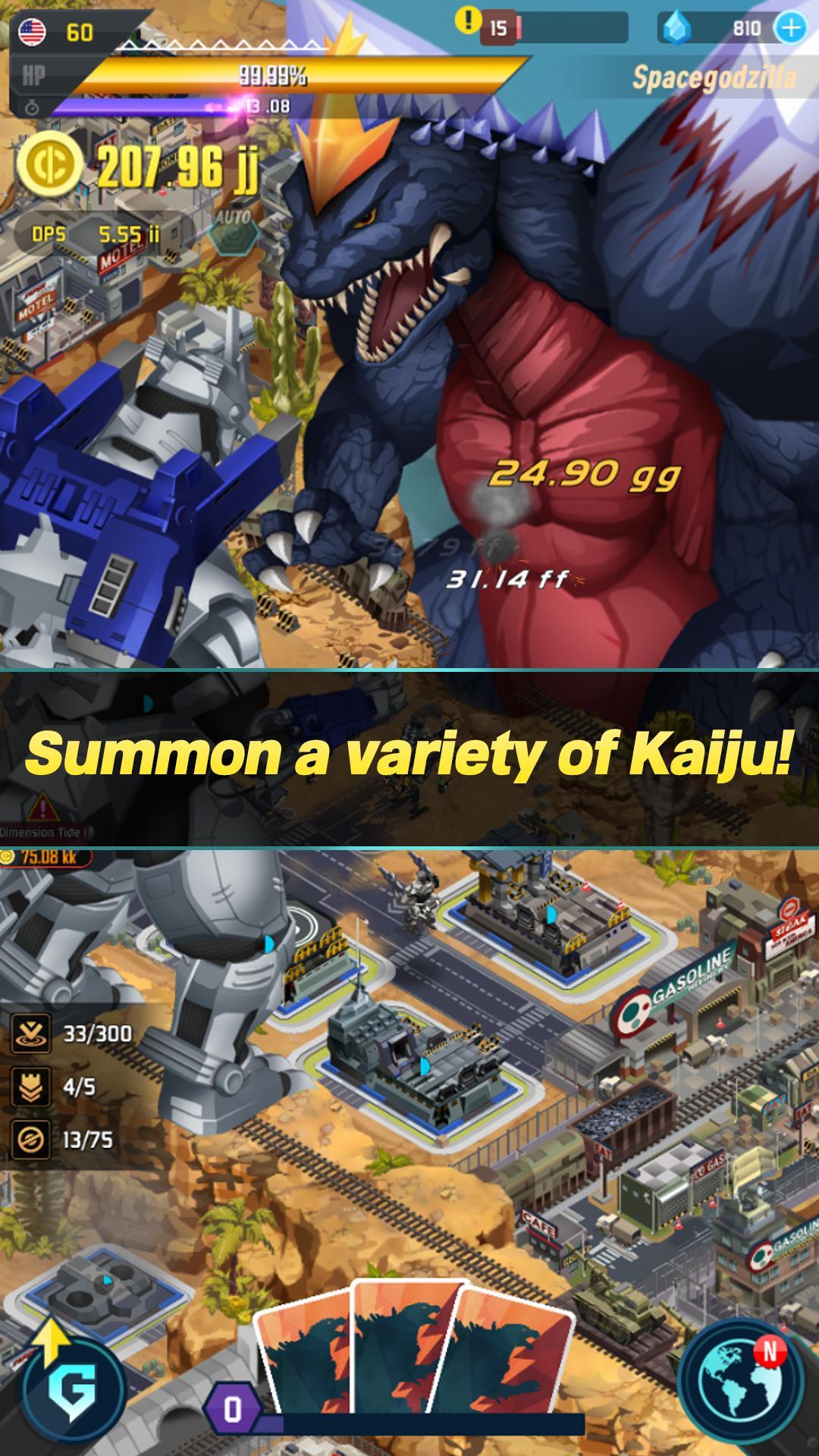Godzilla Defense Force 2.3.3 Screenshot 2