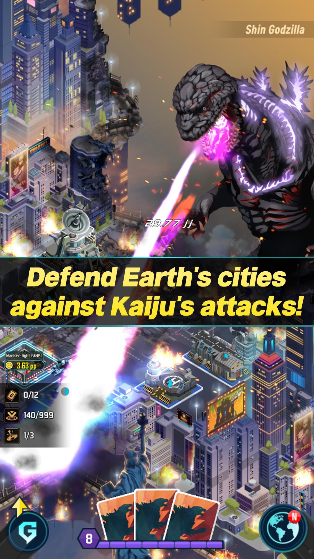 Godzilla Defense Force 2.3.3 Screenshot 3