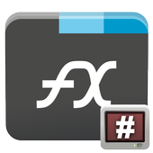 File Explorer (Root Add-On) app icon