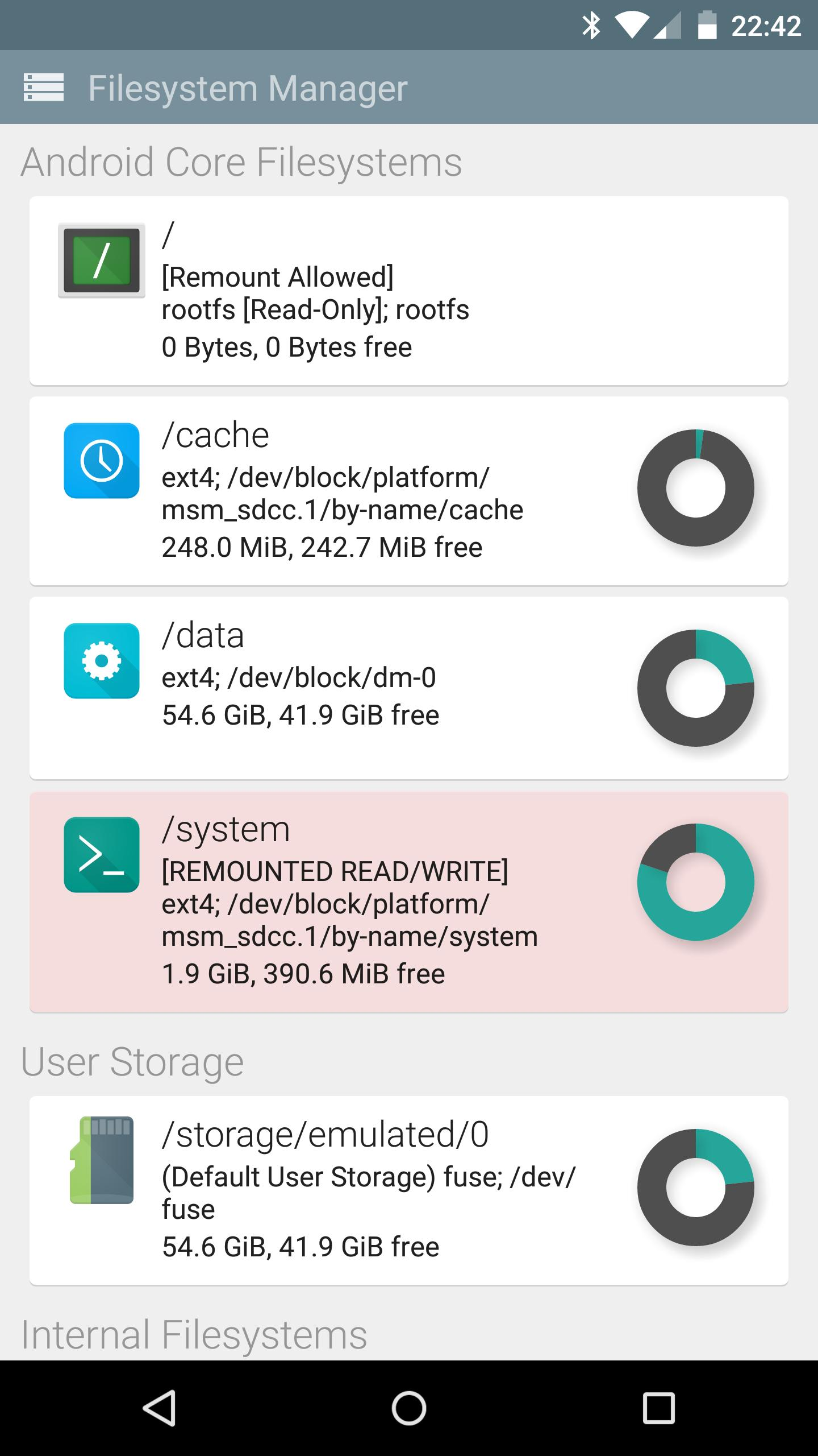 File Explorer (Root Add-On) 1.0.2 Screenshot 6