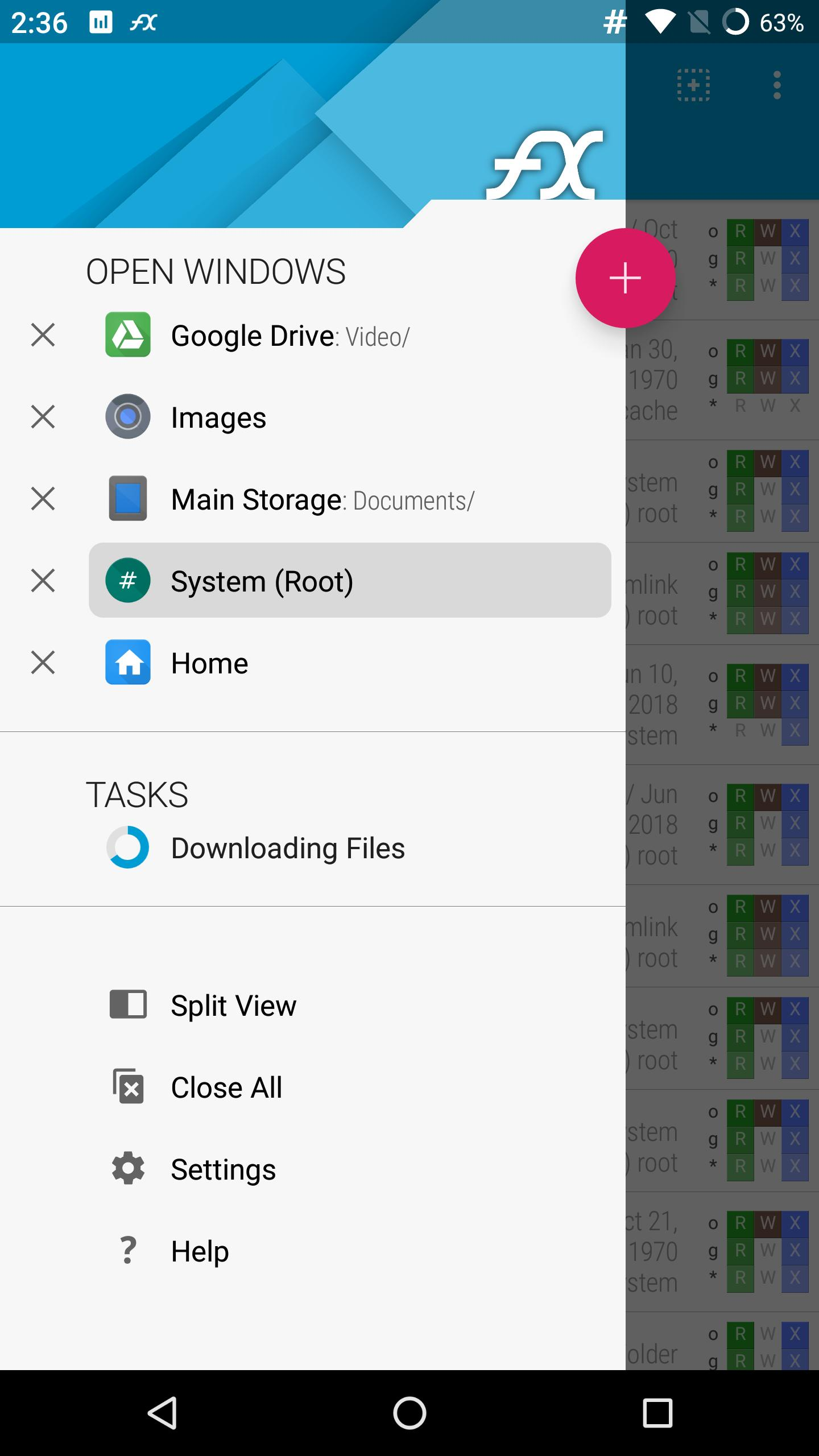 FX File Explorer: The file manager with privacy 8.0.1.0 Screenshot 3