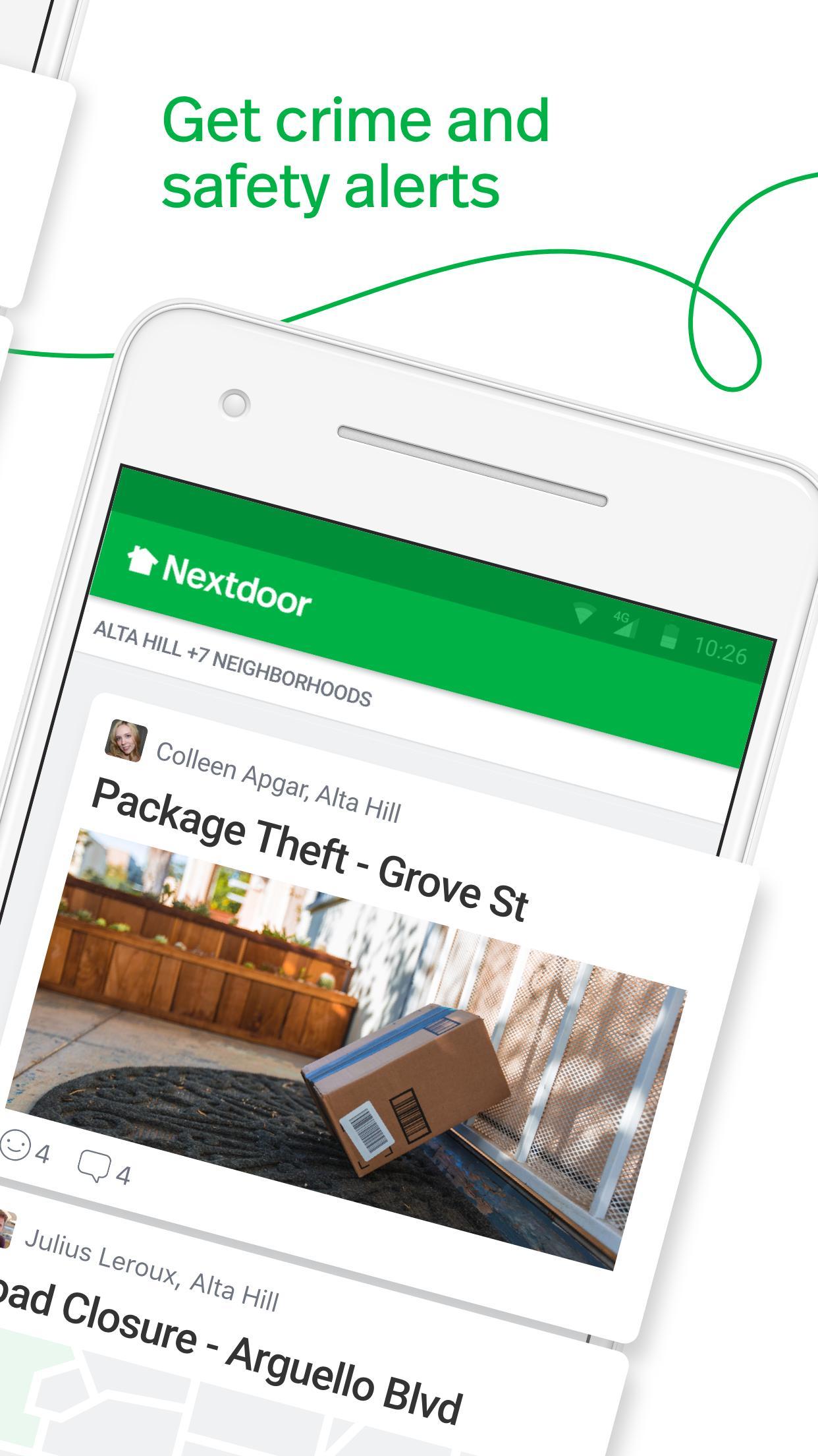 Nextdoor Local News, Garage Sales & Home Services 2.113 Screenshot 3