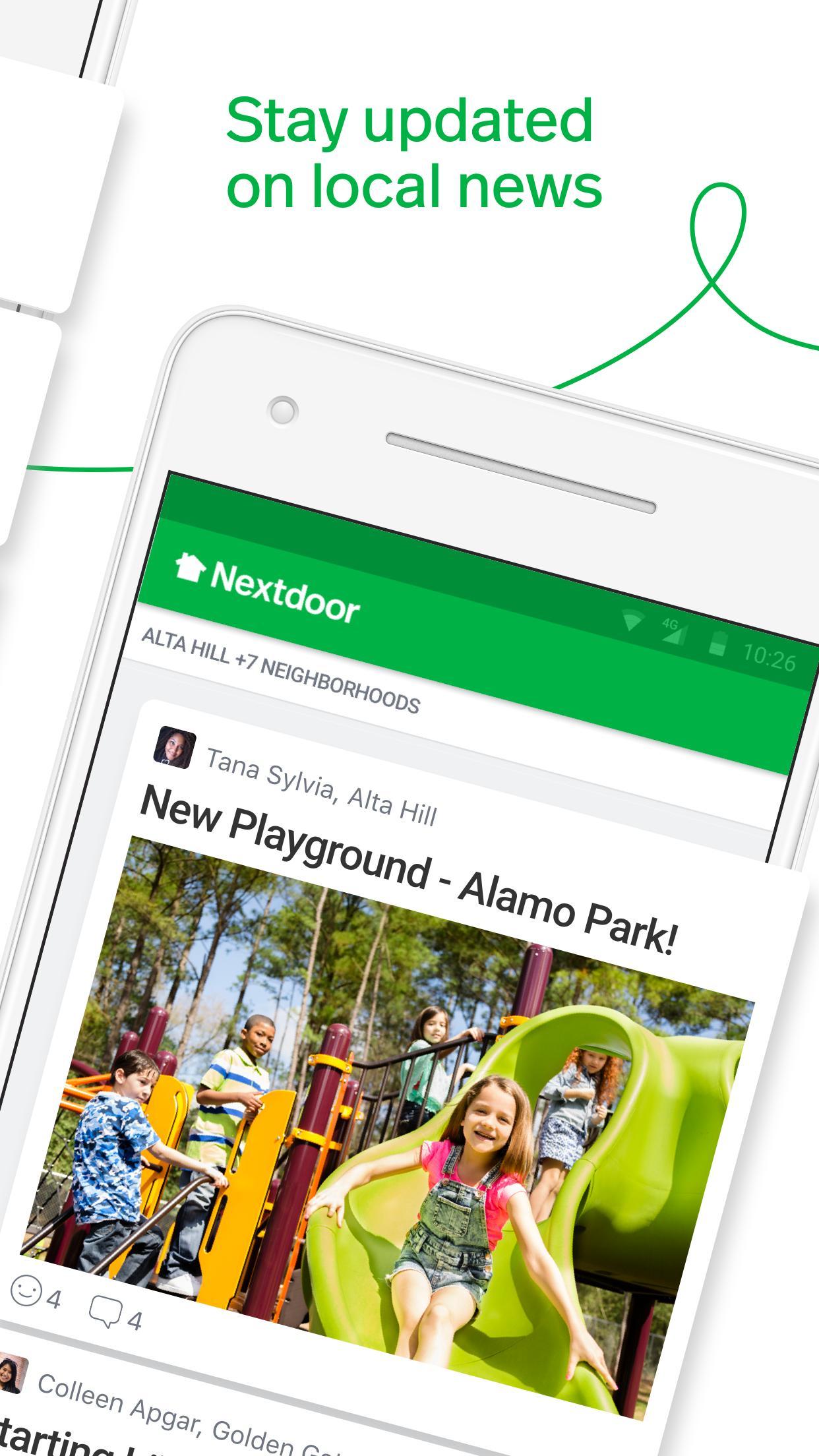 Nextdoor Local News, Garage Sales & Home Services 2.113 Screenshot 5