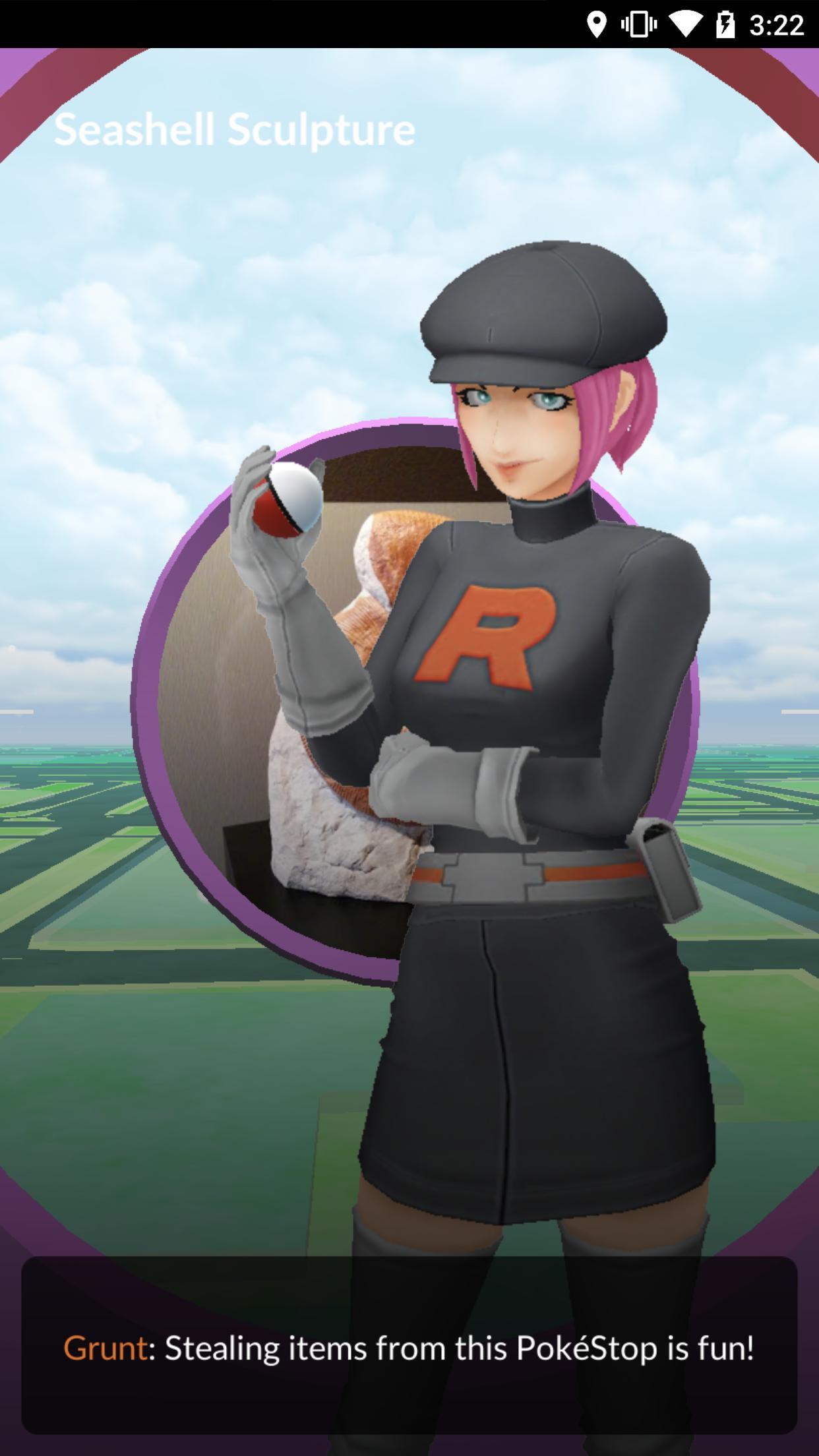 Pokémon GO 0.179.2 Screenshot 1