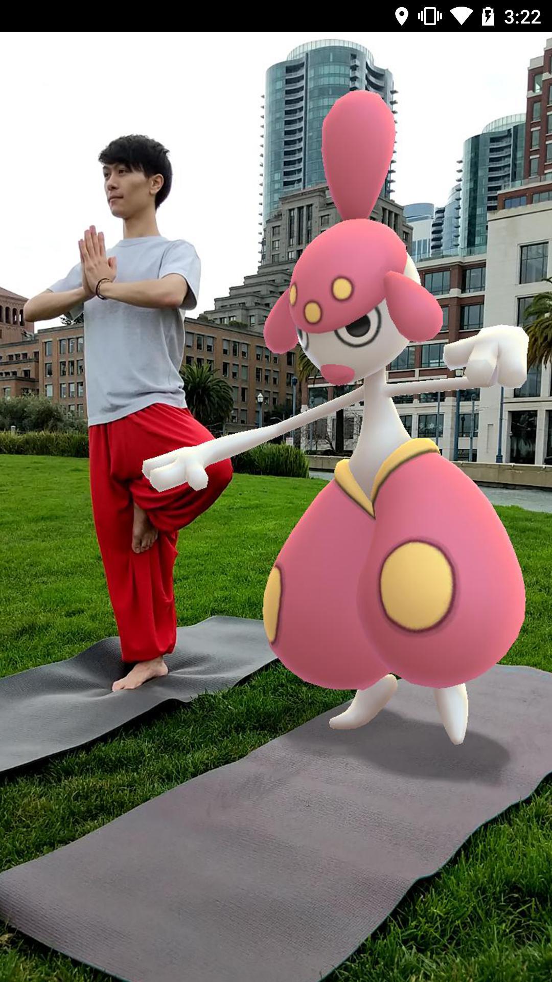 Pokémon GO 0.179.2 Screenshot 3
