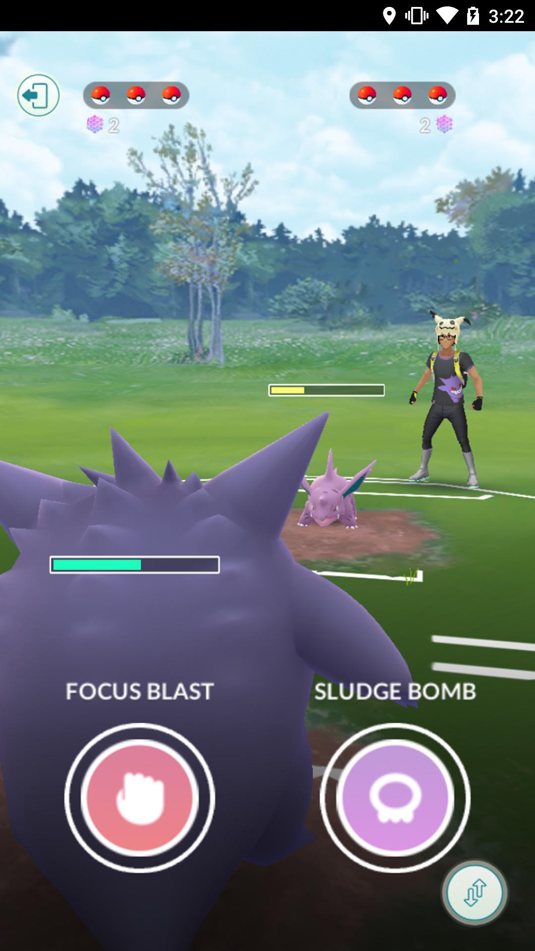 Pokémon GO 0.179.2 Screenshot 4