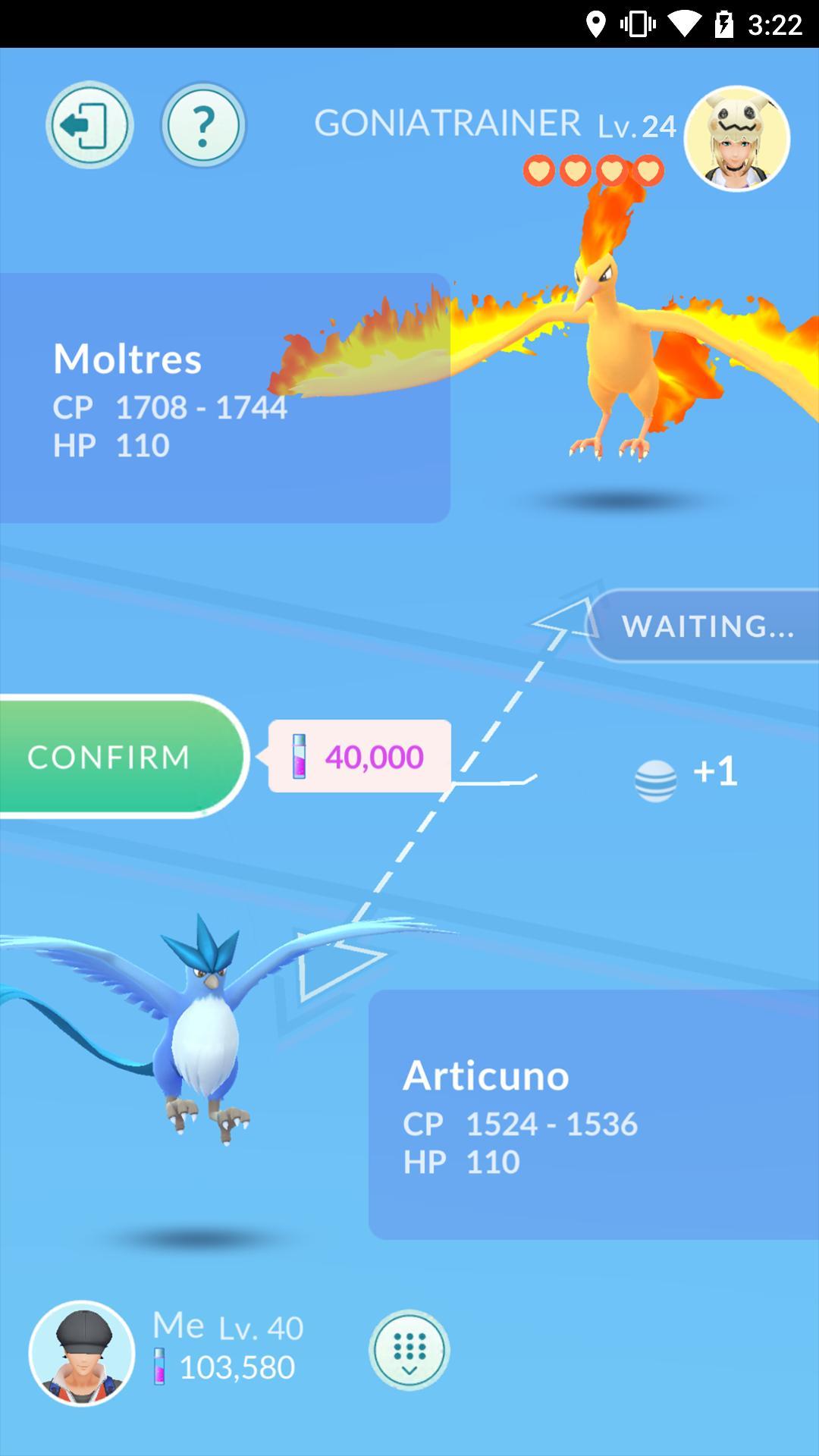 Pokémon GO 0.179.2 Screenshot 6