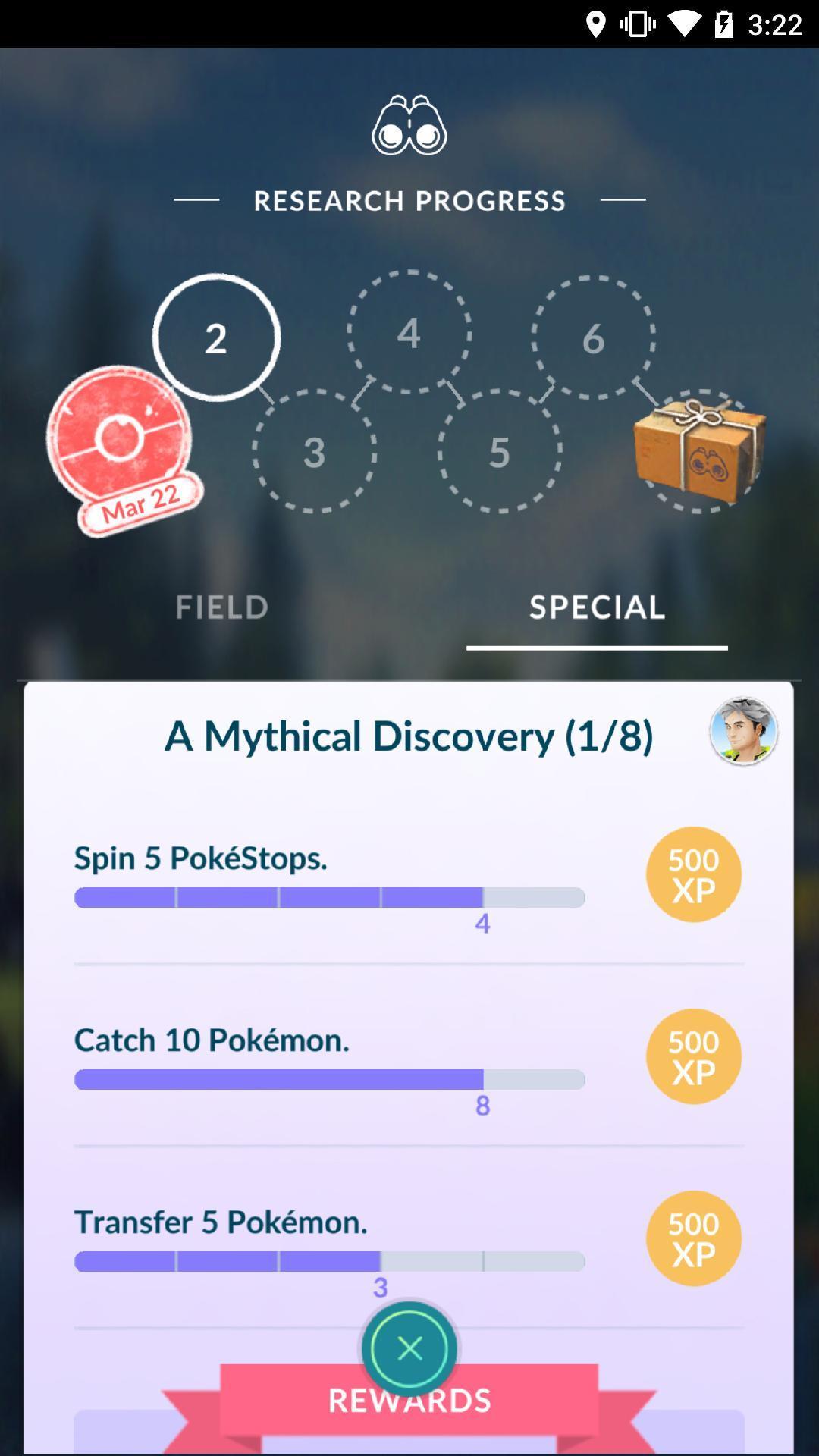 Pokémon GO 0.179.2 Screenshot 7