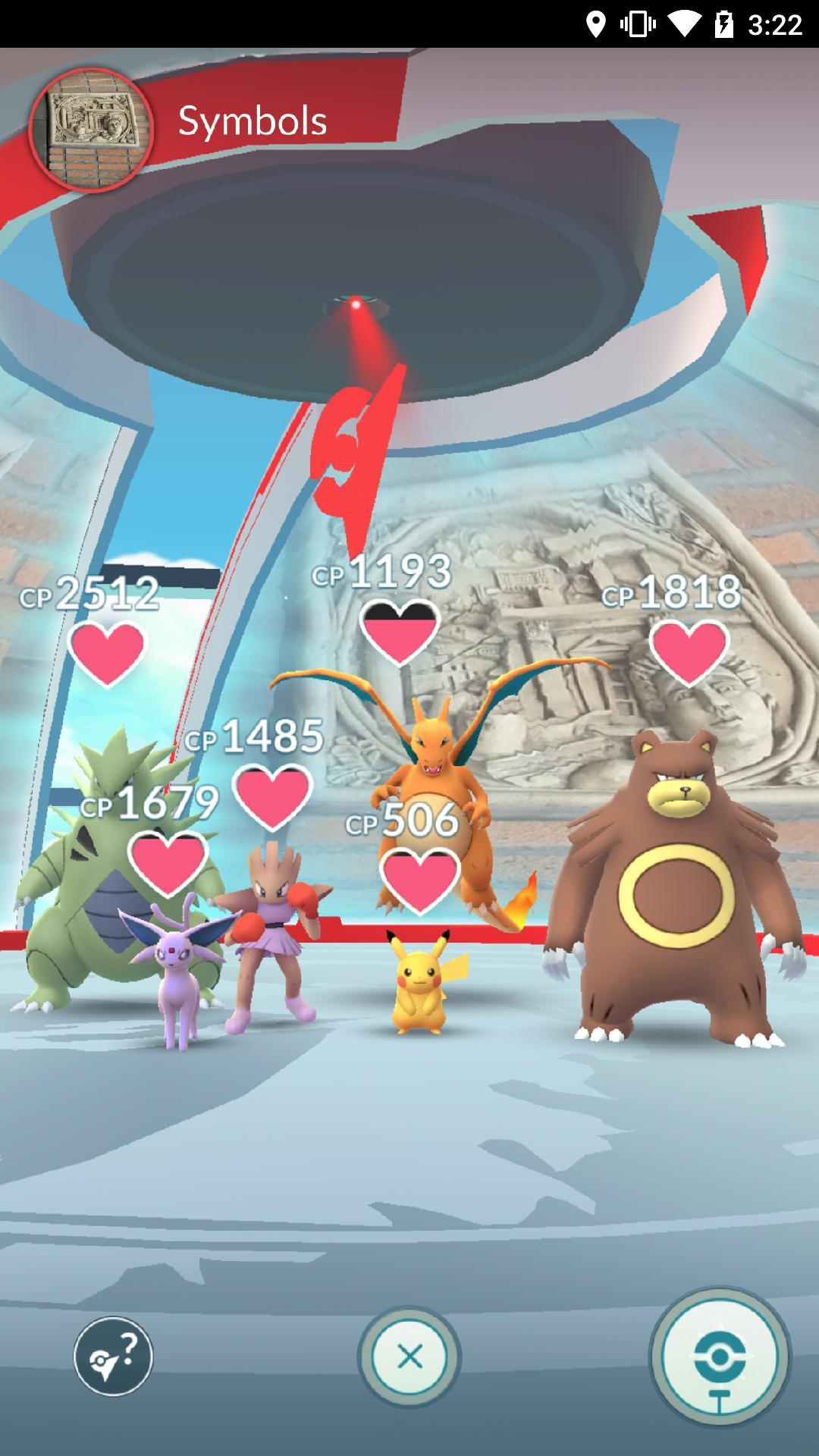 Pokémon GO 0.179.2 Screenshot 8
