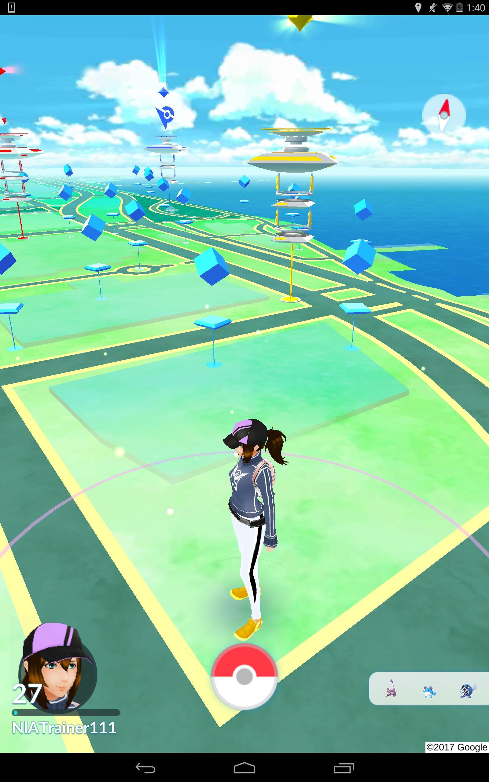 Pokémon GO 0.179.2 Screenshot 9